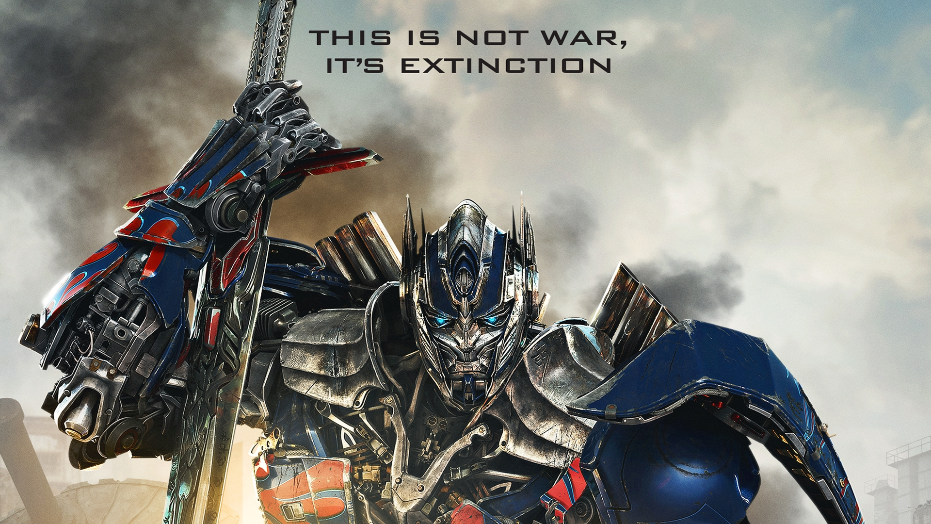 transformers age of extinction optimus prime quotes