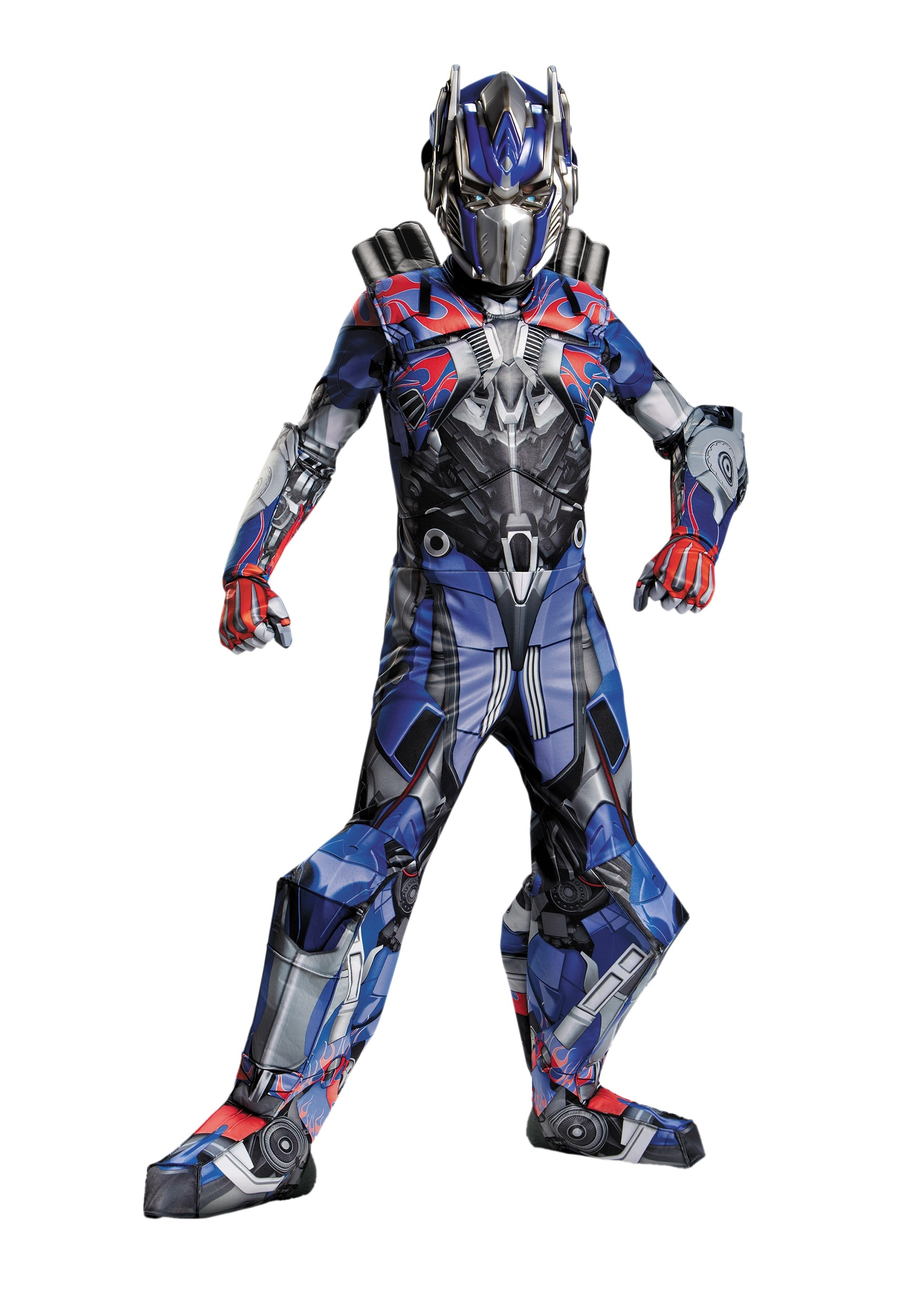 transformers boys optimus prime costume