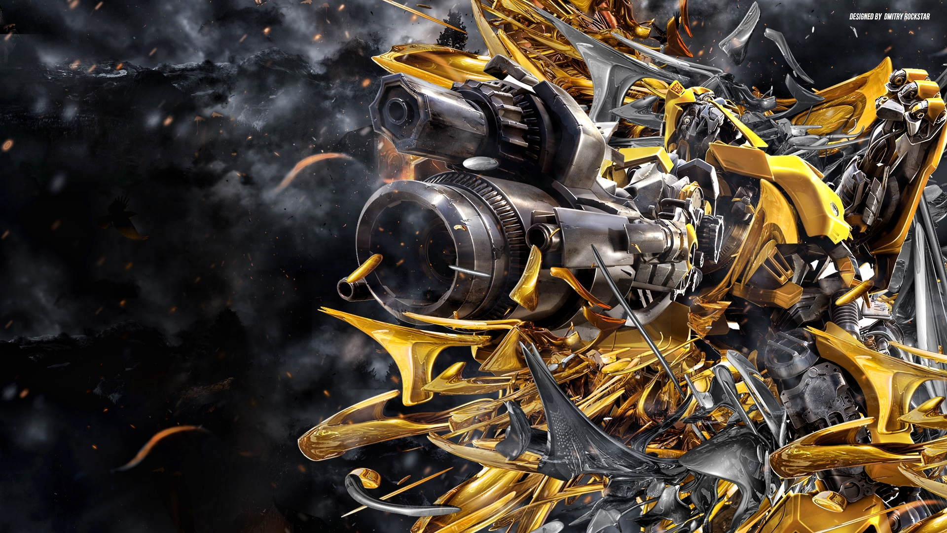 Transformers Bumblebee Hd Age Of Extinction