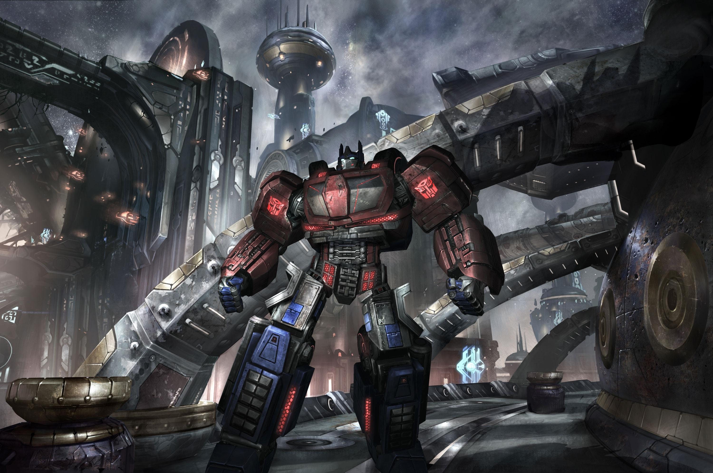 transformers war for cybertron optimus prime wallpaper