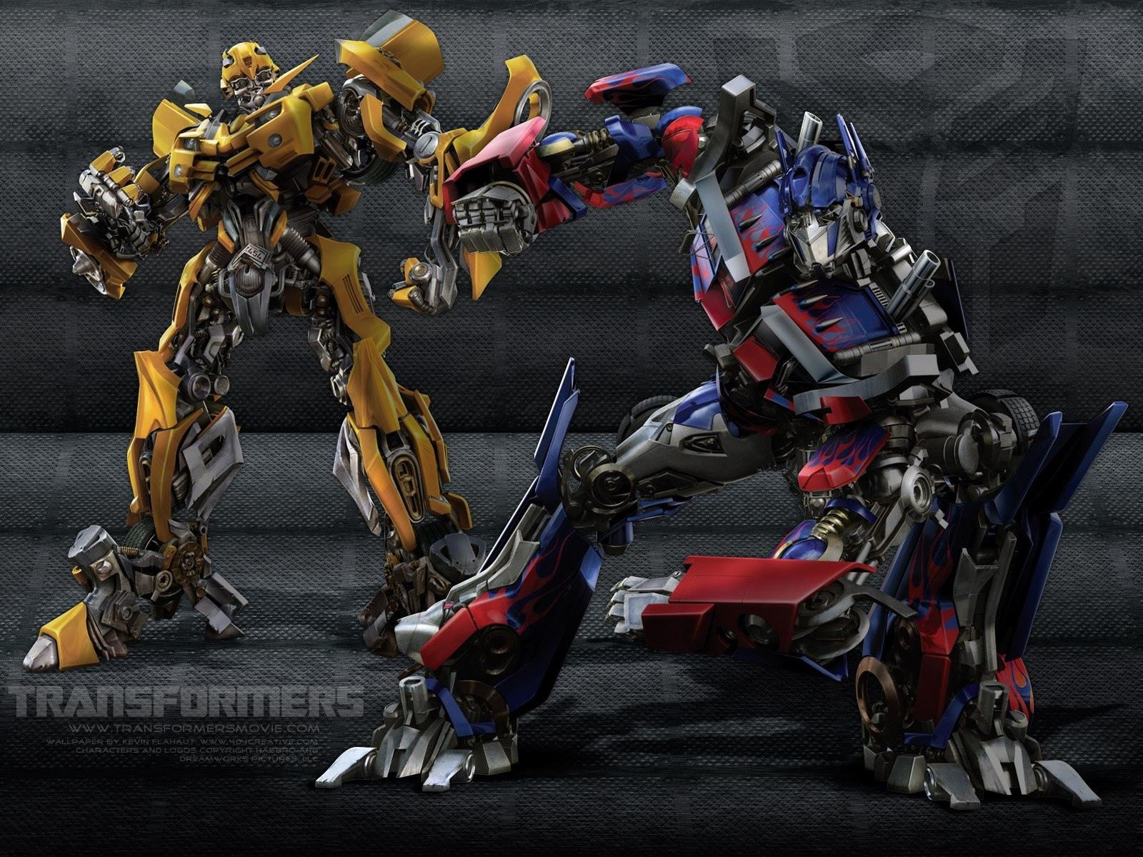 transformers2 optimus prime wallpaper