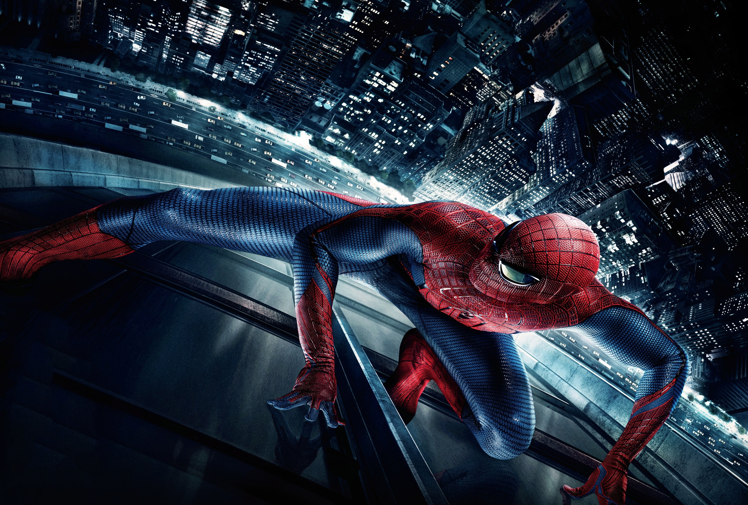 ultimate spider man crawling building adventures hd