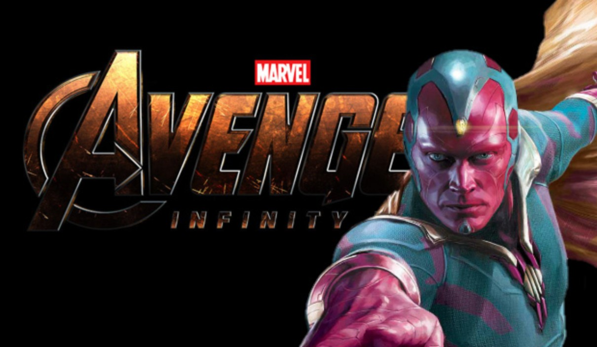 vision avengers infinity war marvel super hero hd wallpaper