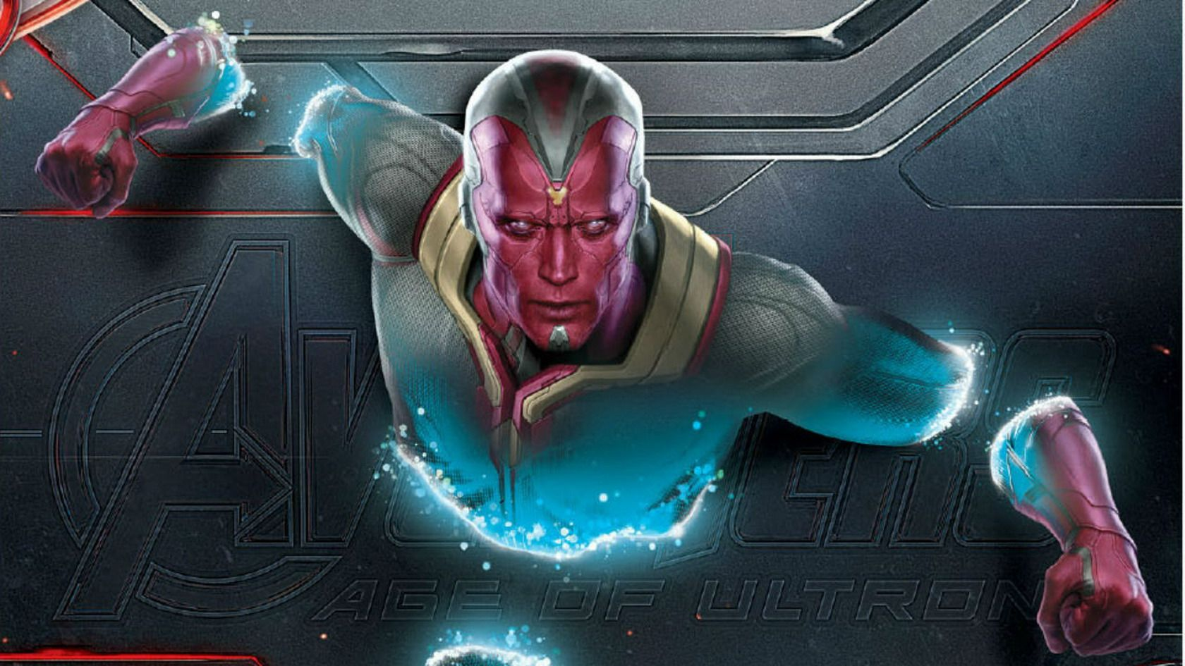 vision marvel avengers super hero hd wallpaper