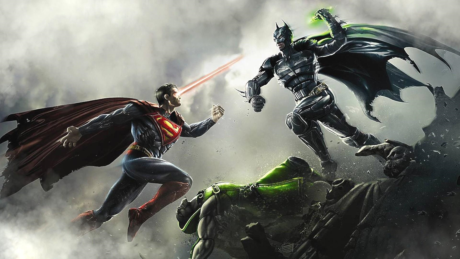 waiting for superman batman hd