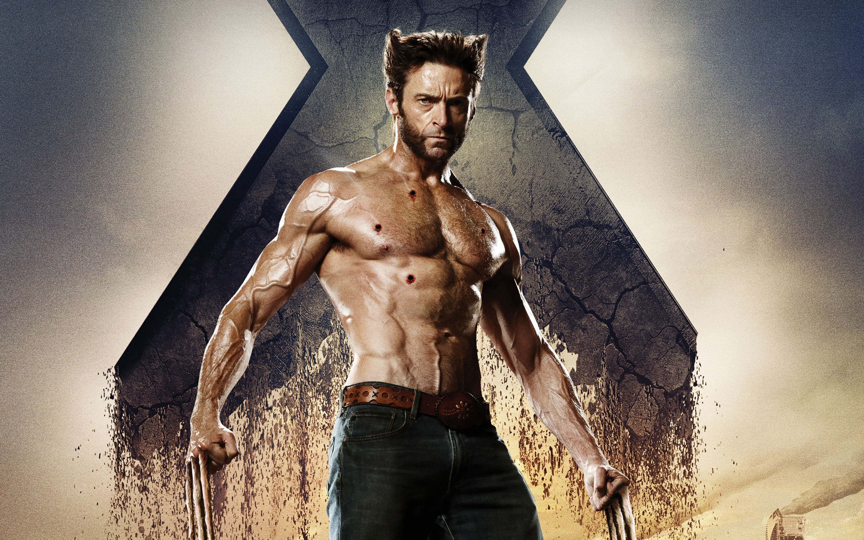 Wolverine In X Men Days Of Future Past Wide