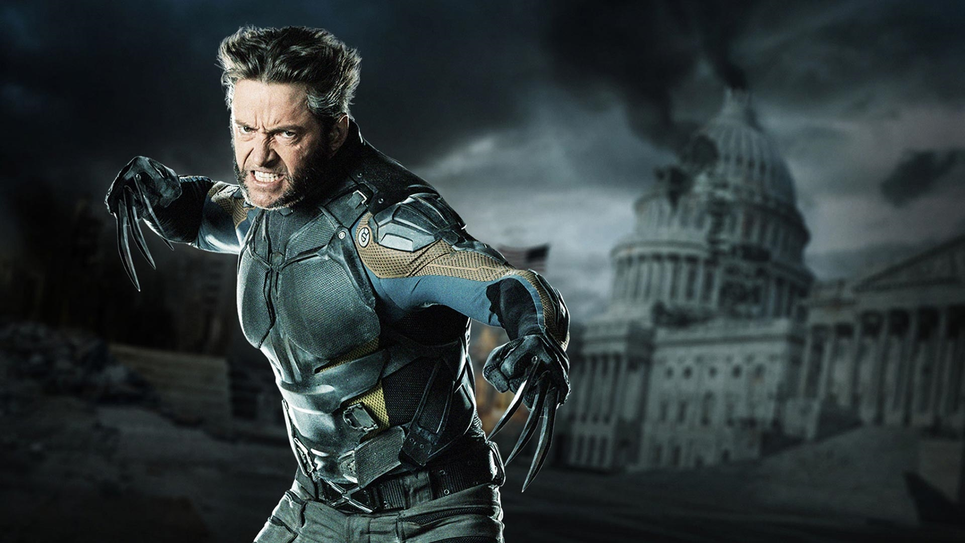wolverine x men days of future past wallpaper hd marvel