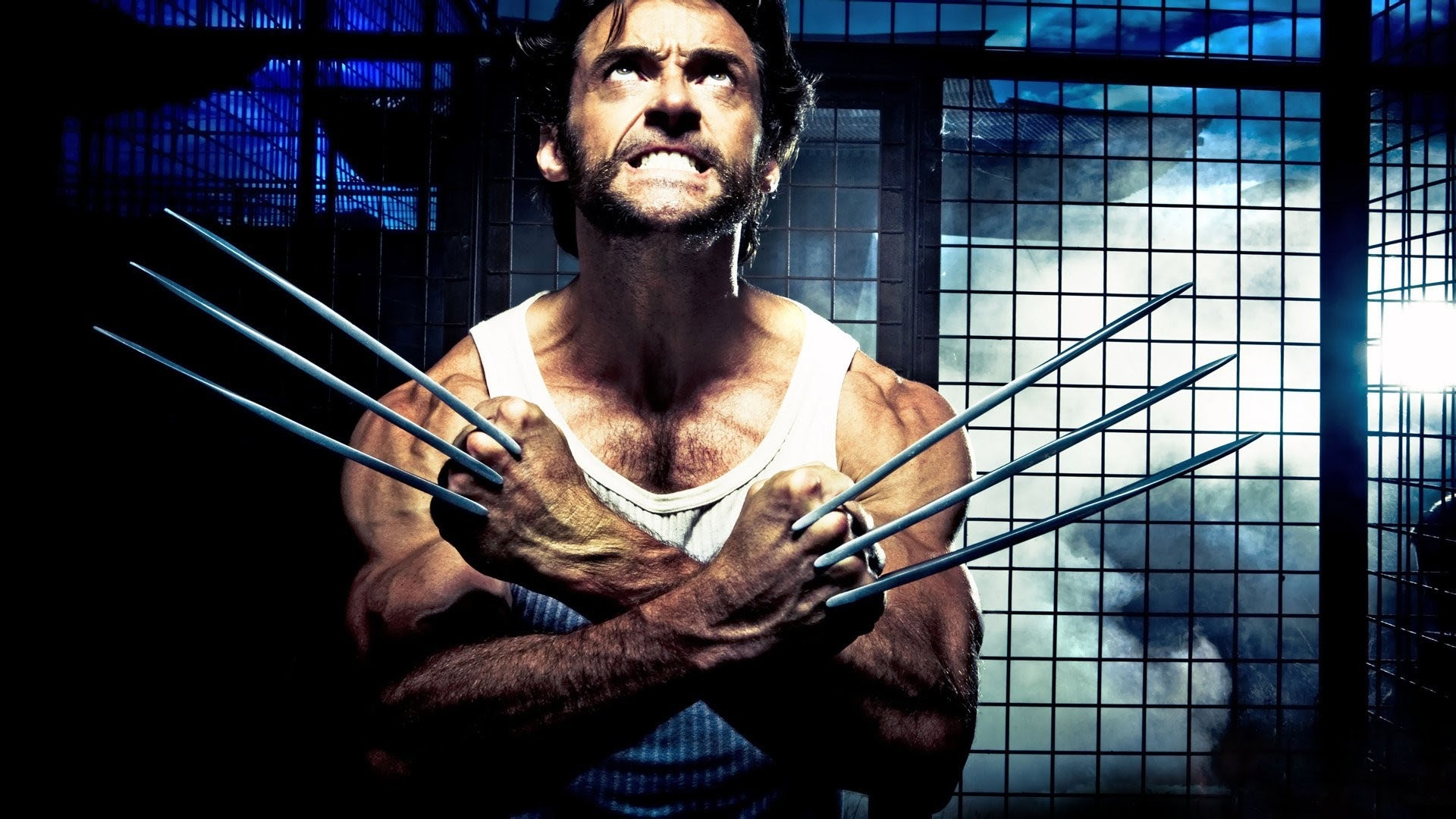 wolverine xmen free desktop wallpaper