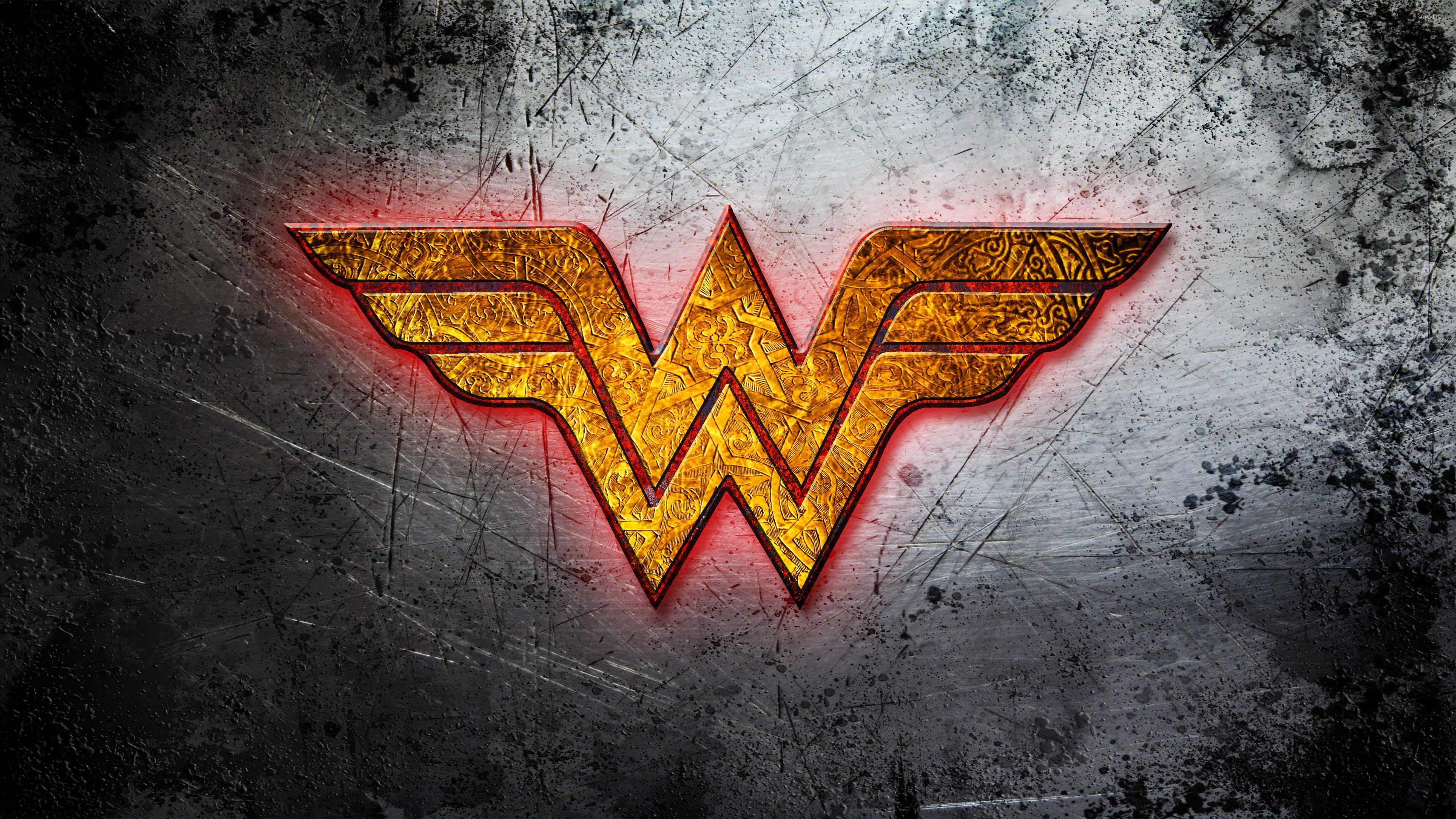 wonder woman logo dc comics cute latest hd image wallpaper