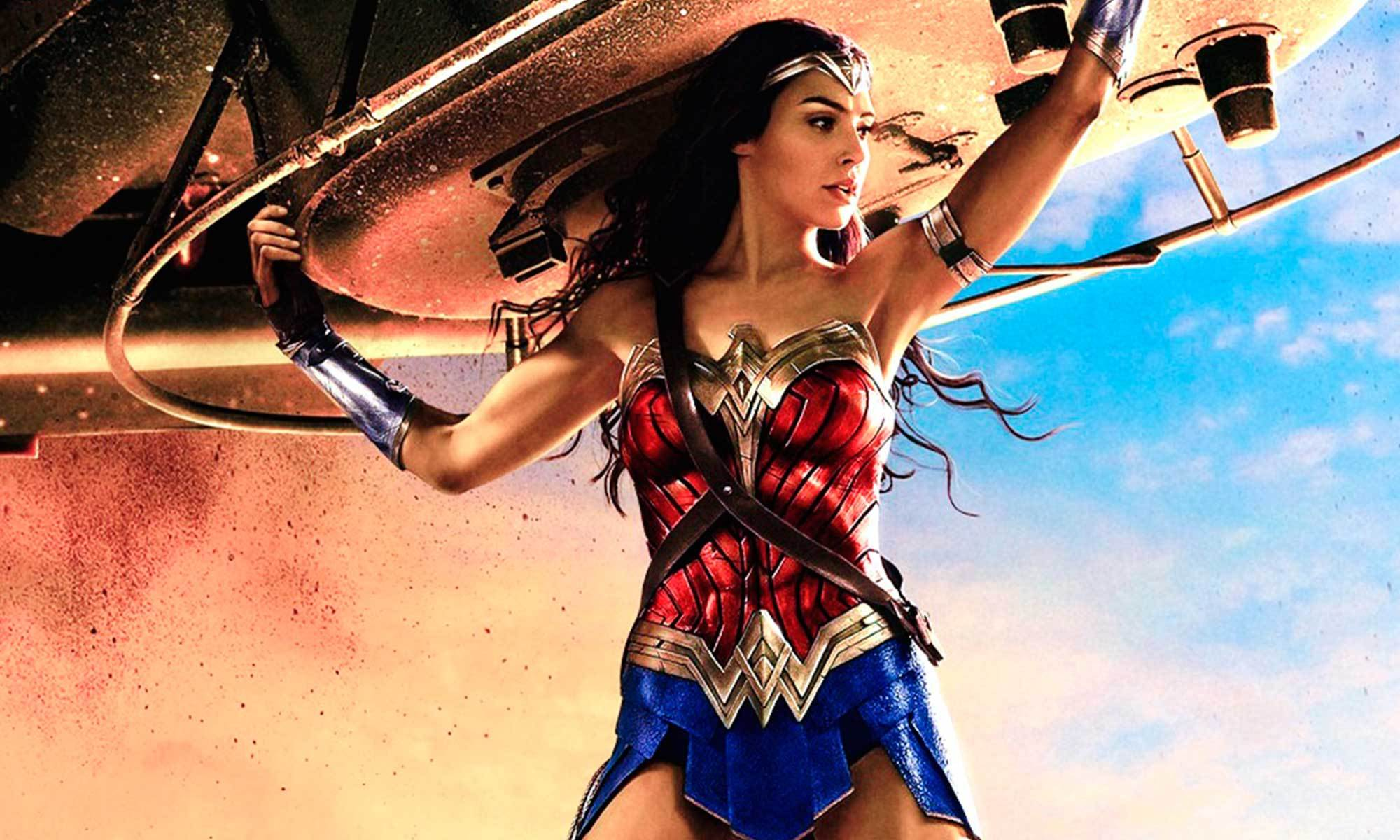 wonder woman warrior action dc comics gal gadot hd wallpaper