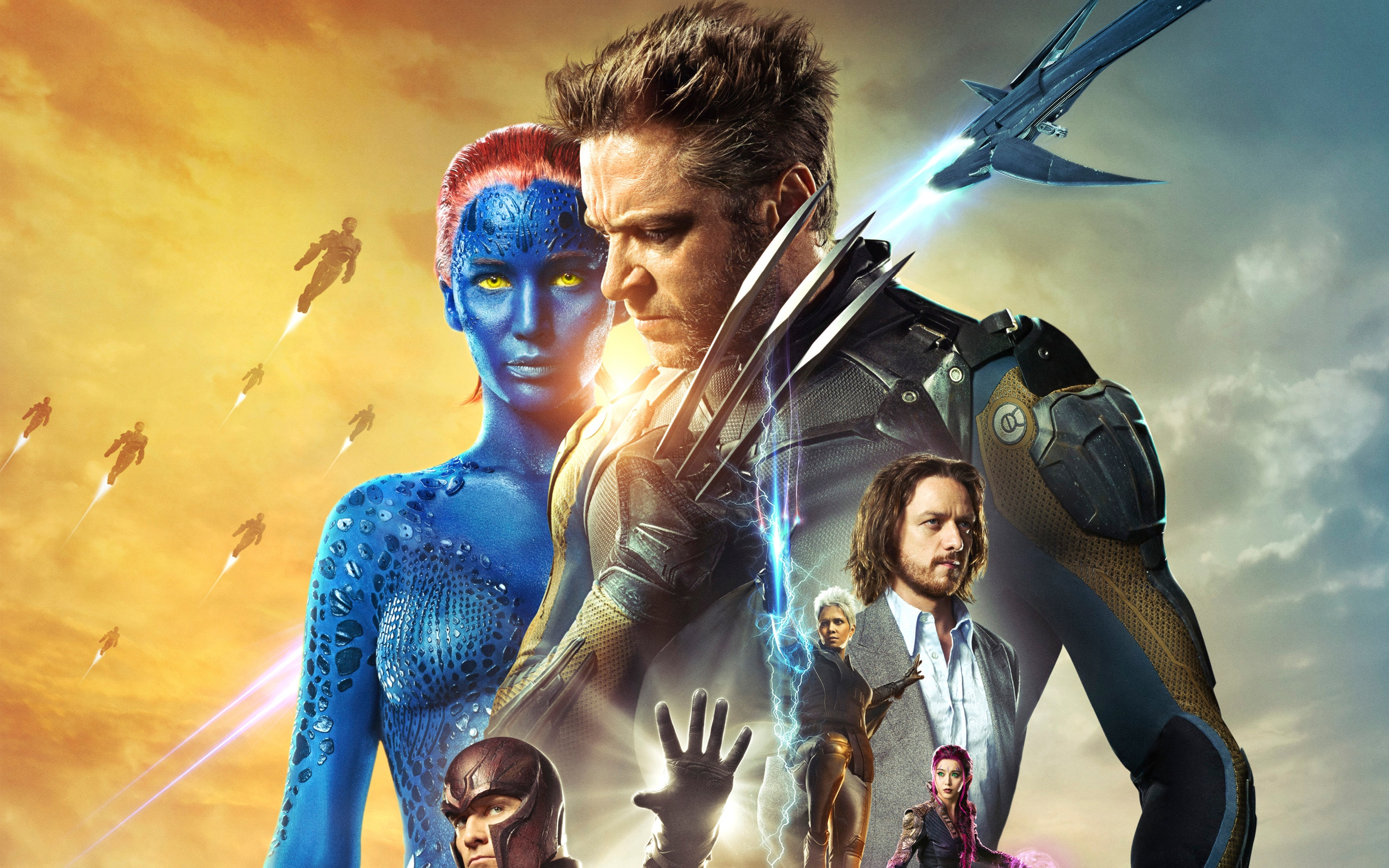 x men days of future past marvel