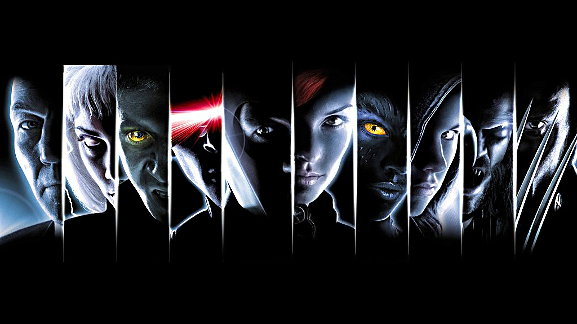 X Men Wolverine Character Background Wallpaper