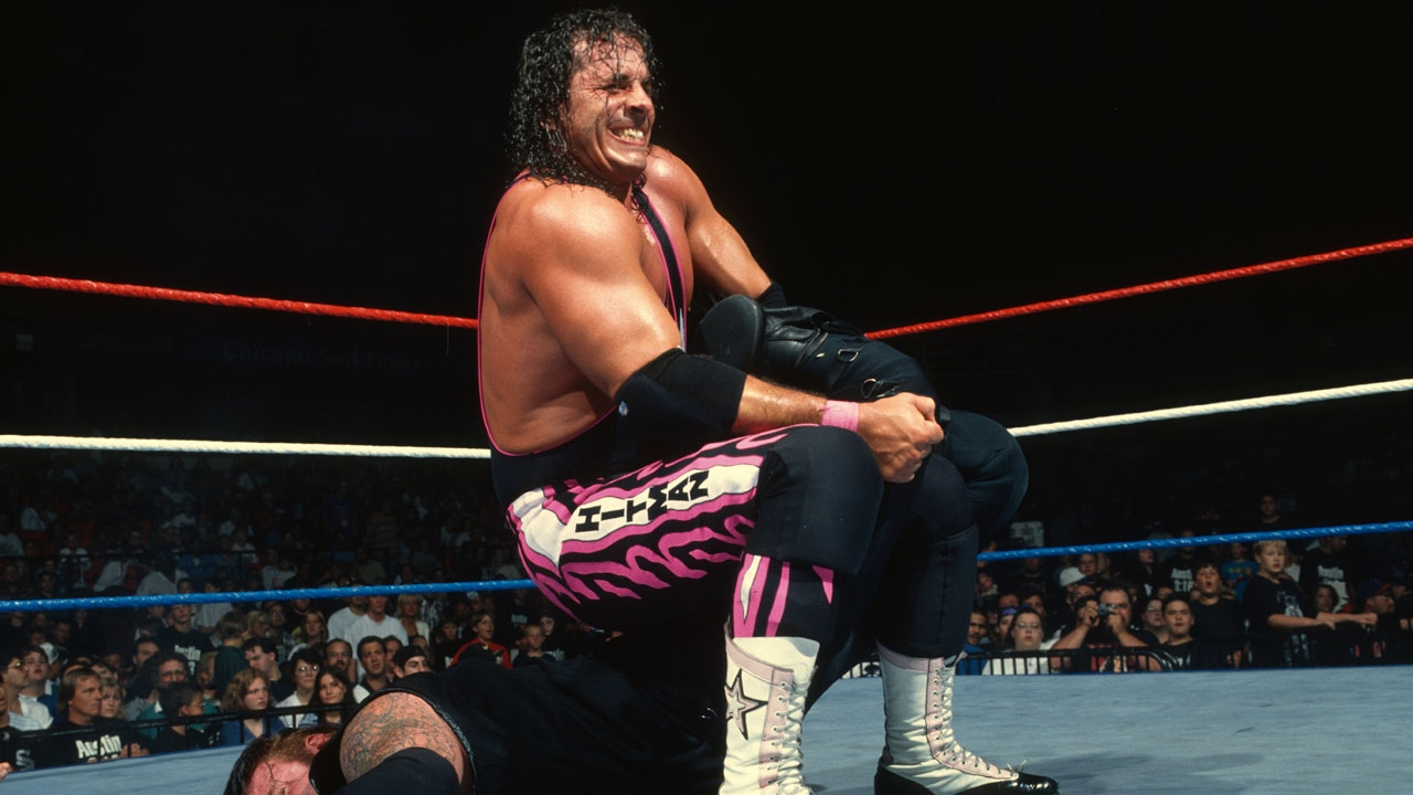 bret hart hitman undertaker sharpshooter