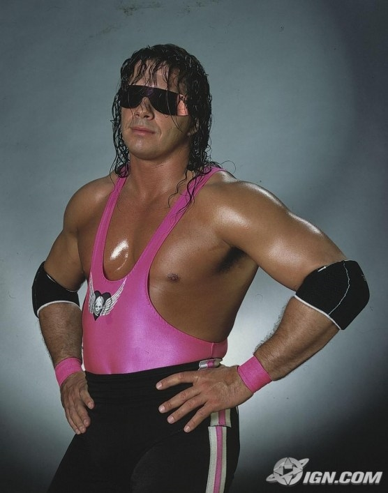 bret hart the hitman returns