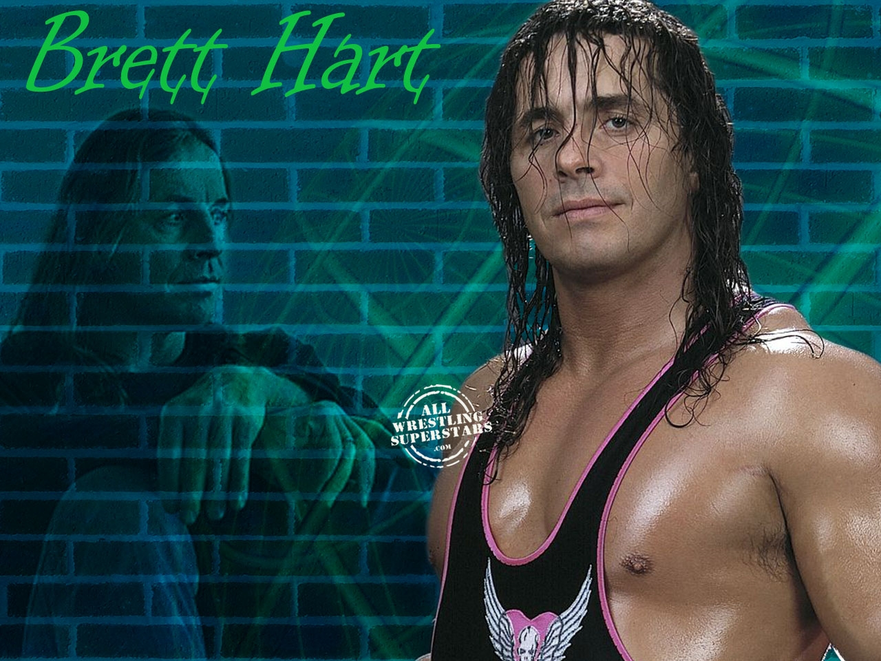 bret hitman hart wallpaper free hd
