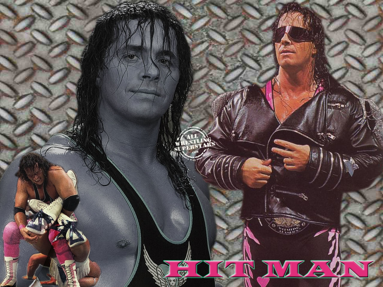 bret hitman hart wallpaper sharpshooter