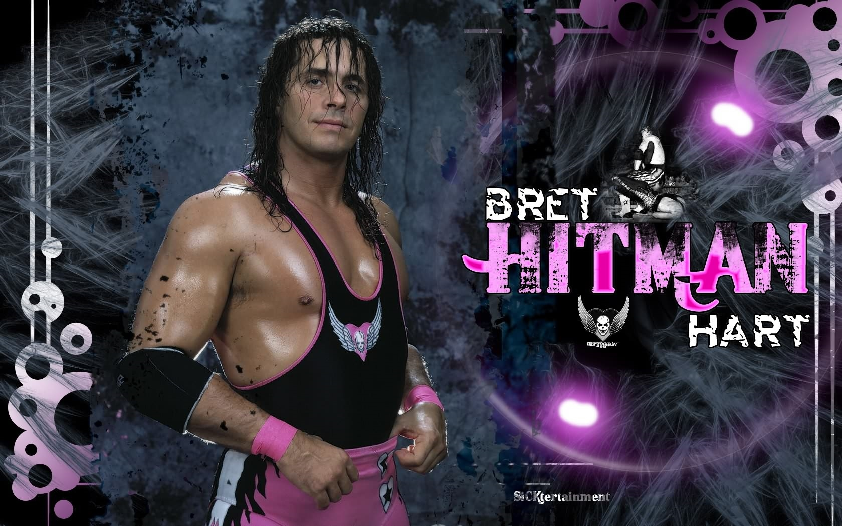 bret the hitman hart wallpaper hd free download