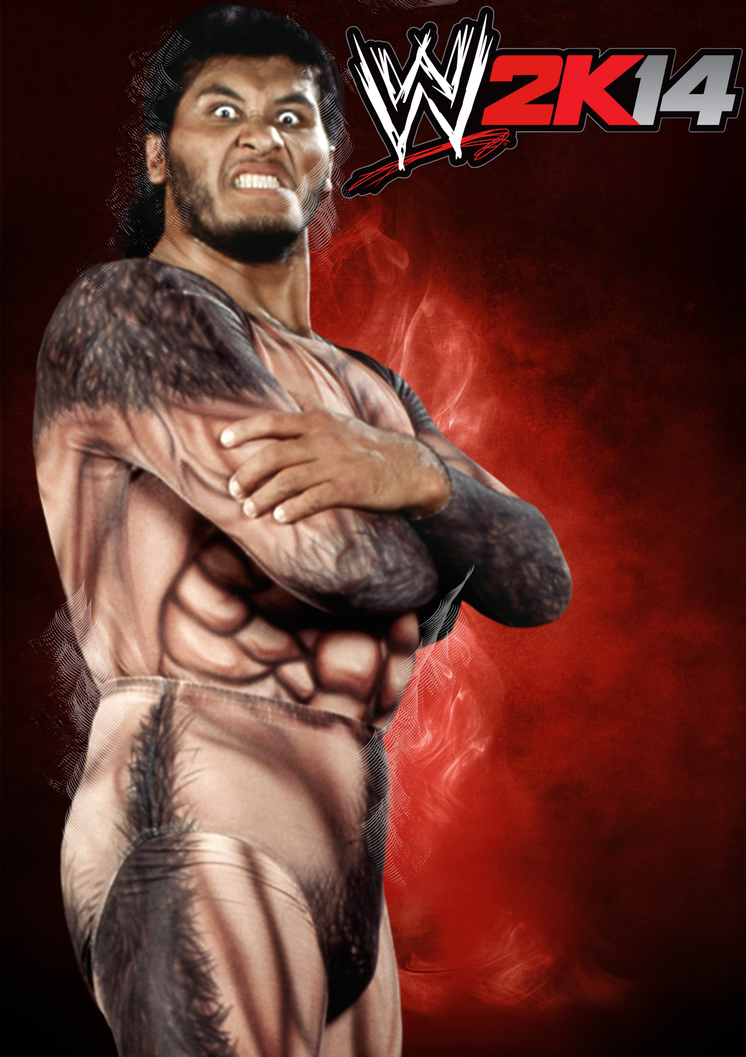 giant gonzalez wwe 2k14 free hd wallpaper