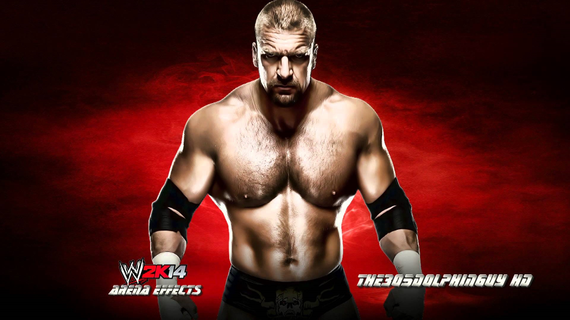 hhh triple h wwe hd