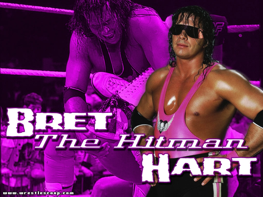 hitman sharpshooter bret hart wwe
