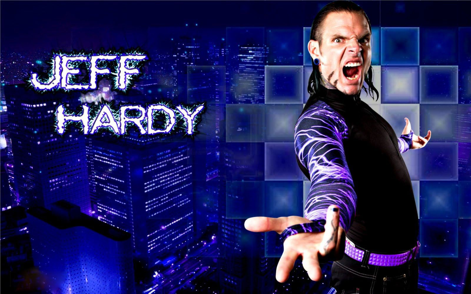 jeff hardy cool wallpapers