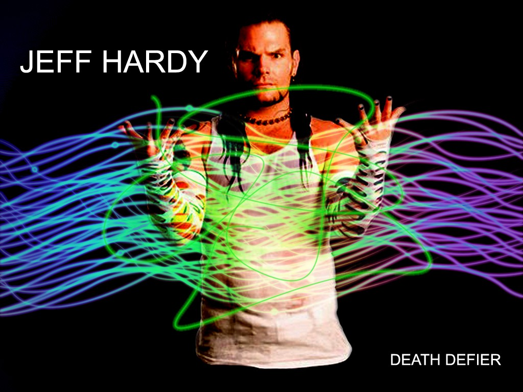 jeff hardy wwe superstar 3d free wallpaper hd