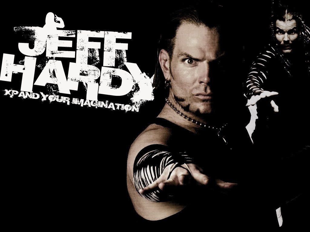 jeff hardy wwe superstar 3d wallpaper hd desktop