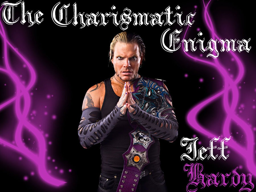 jeff hardy wwe superstar enigma hd wallpaper