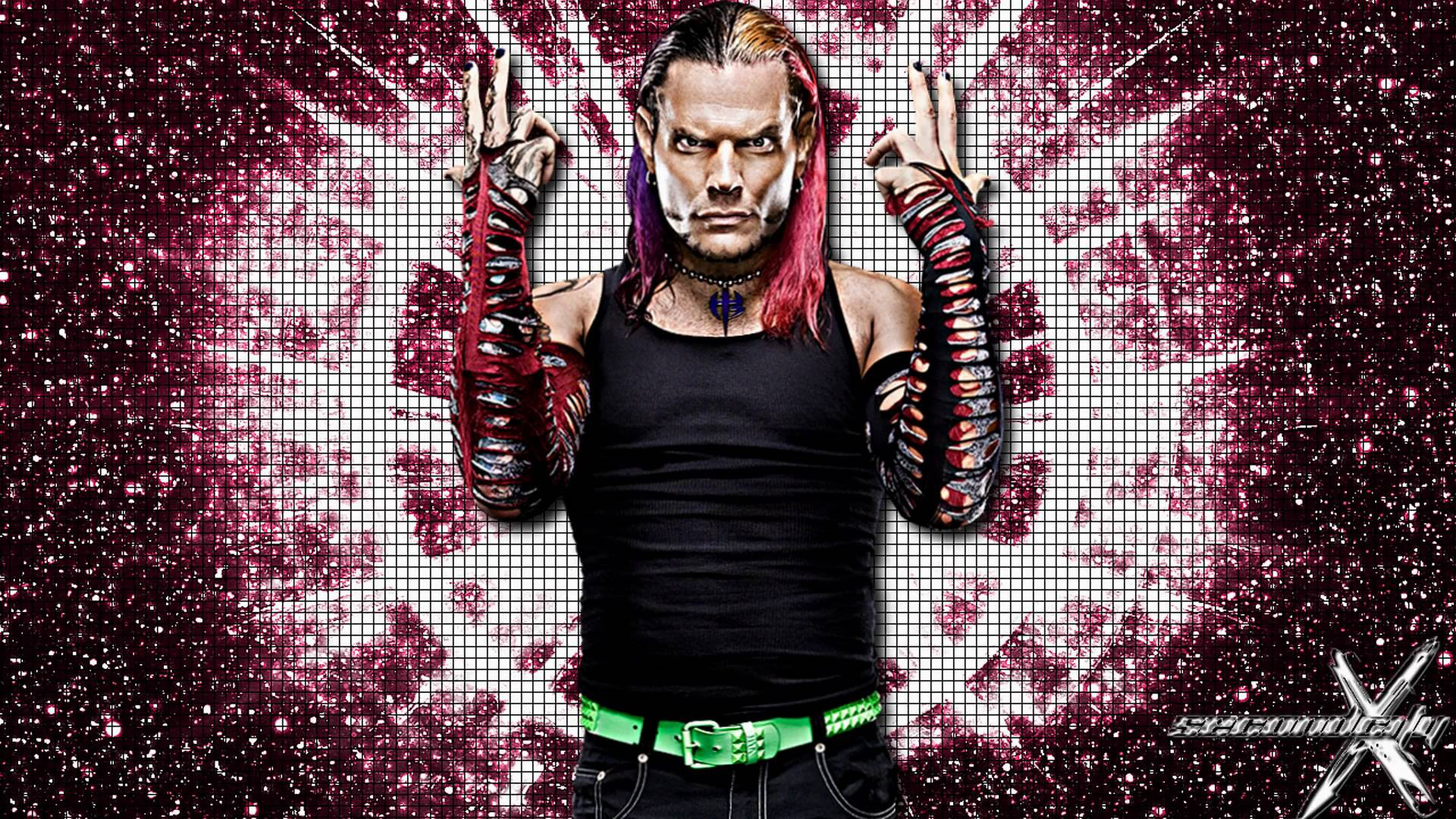 jeff hardy wwe superstar hd wallpaper 3d