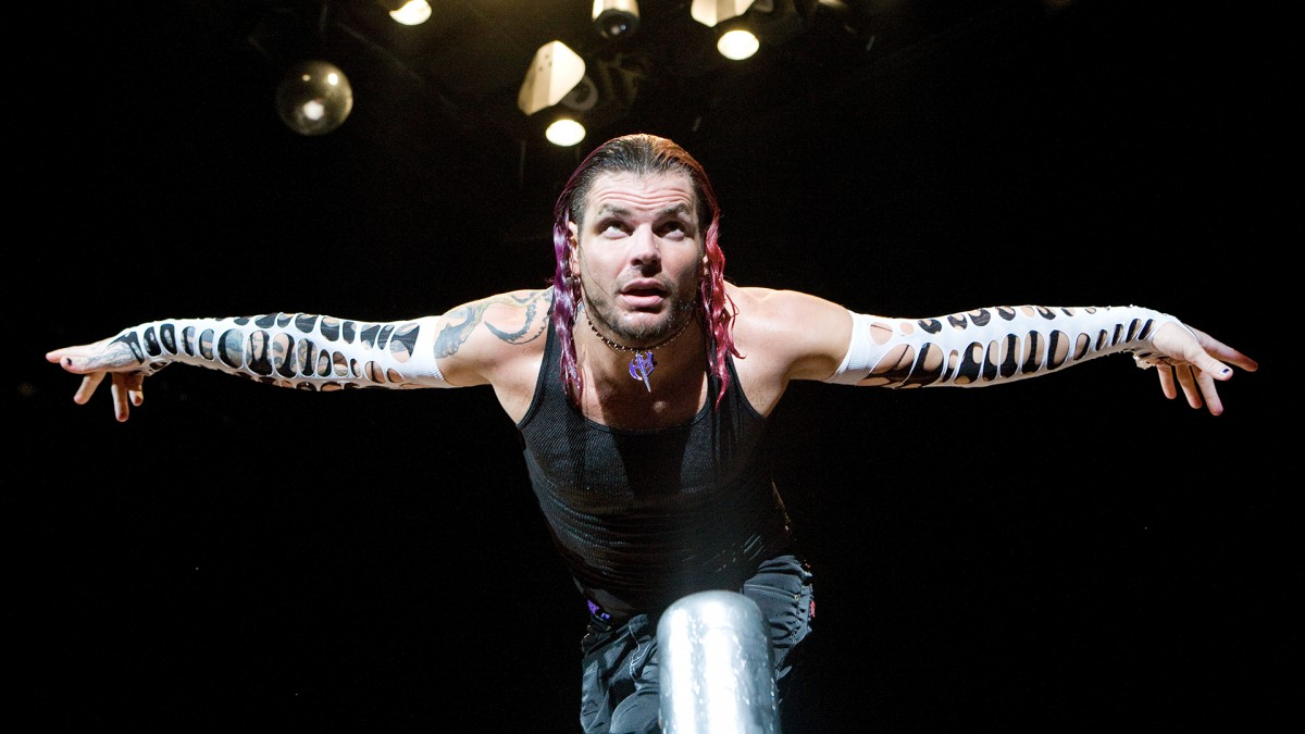 jeff hardy wwe superstar hd wallpaper desktop