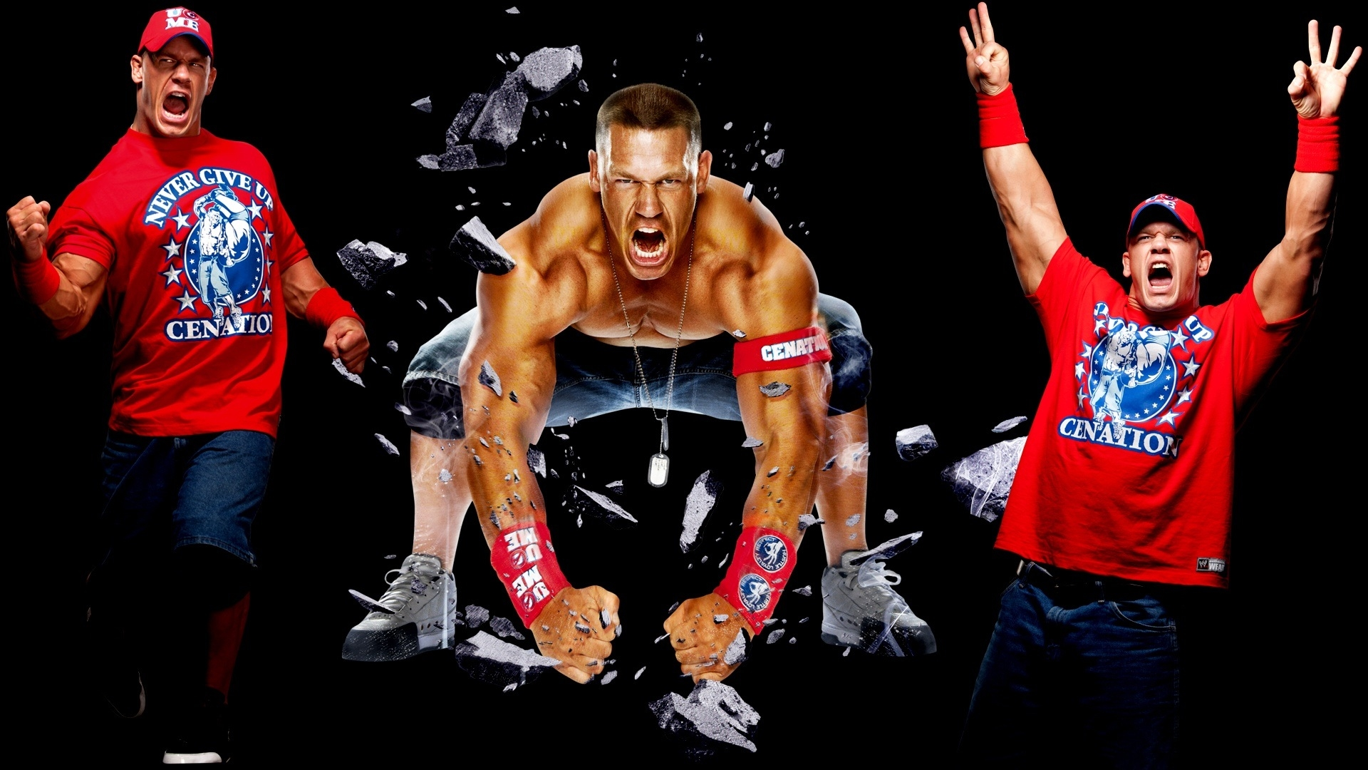 john cena free wwe superstar