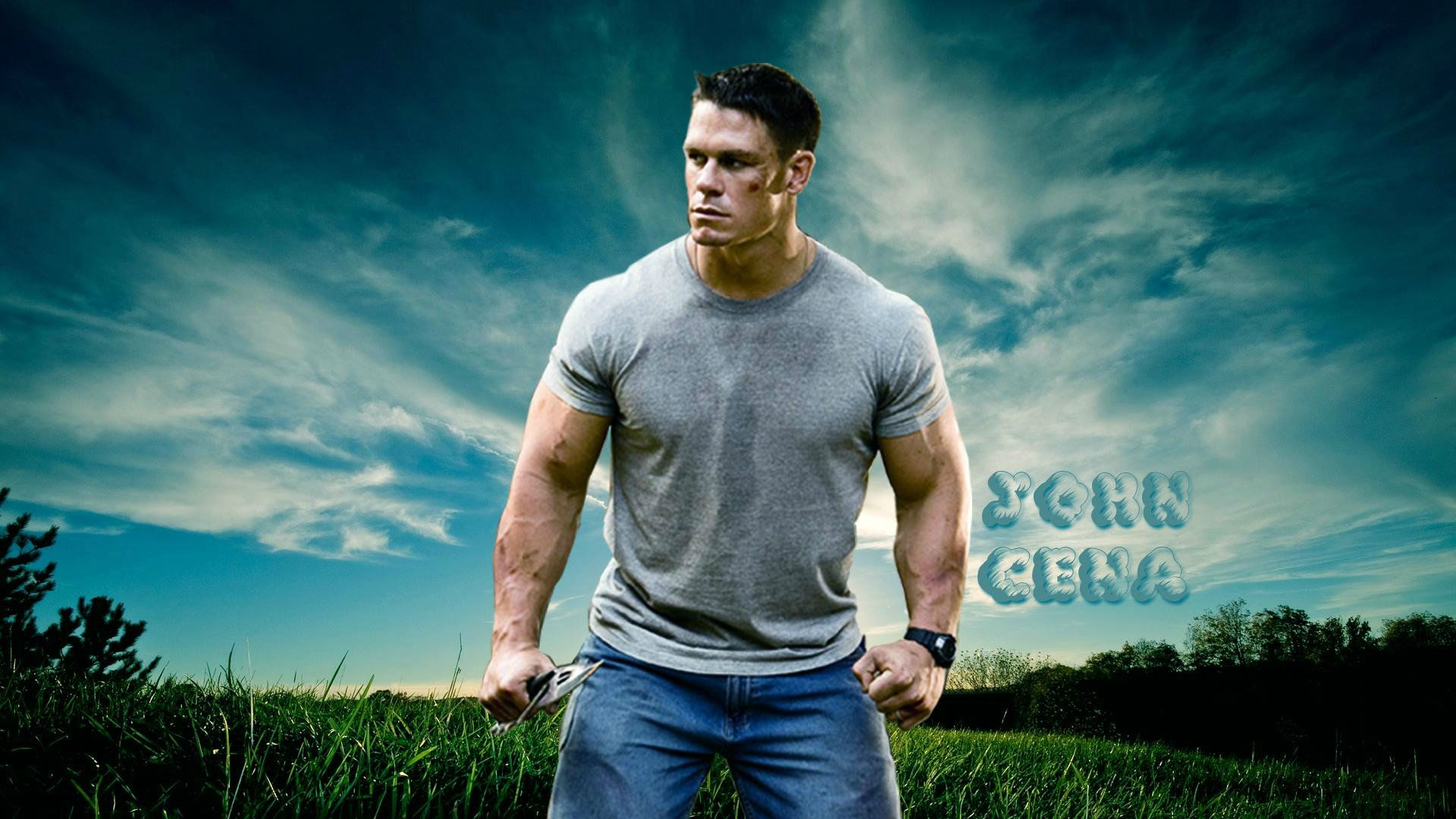 john cena hd desktop background