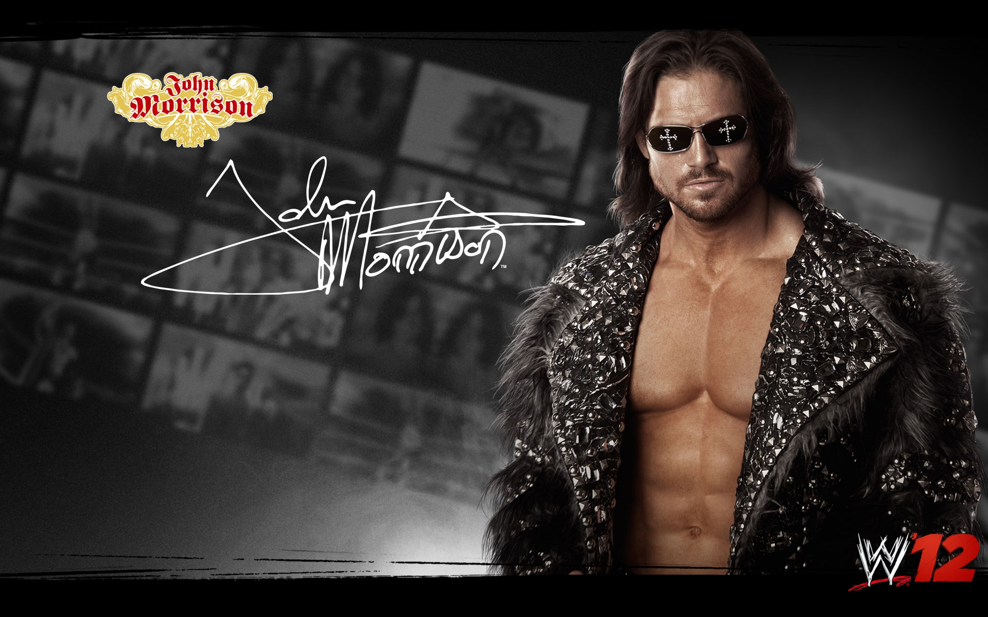 john morrison wwe wrestling hd wallpaper