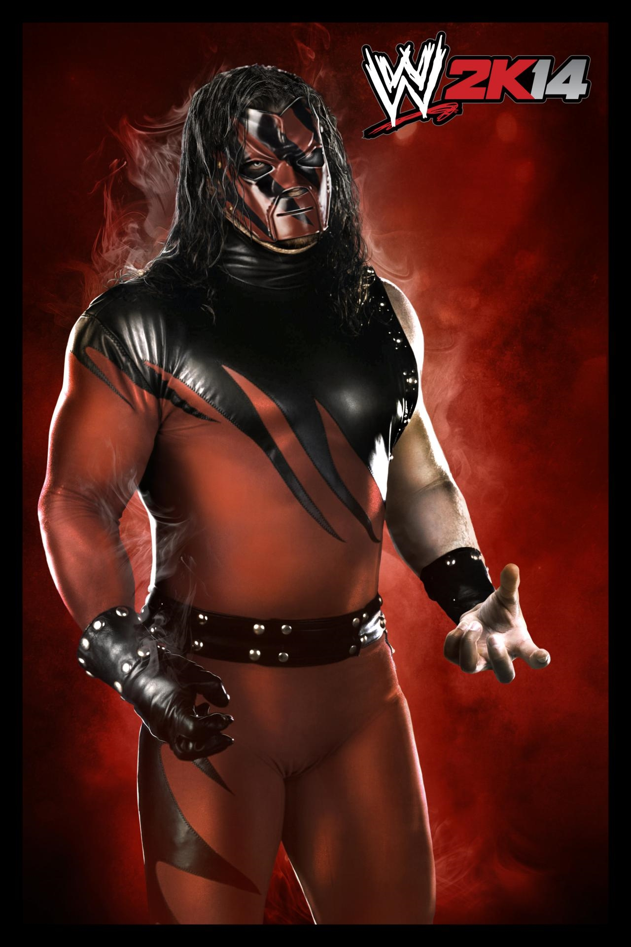 kane mask free hd wwe wallpaper