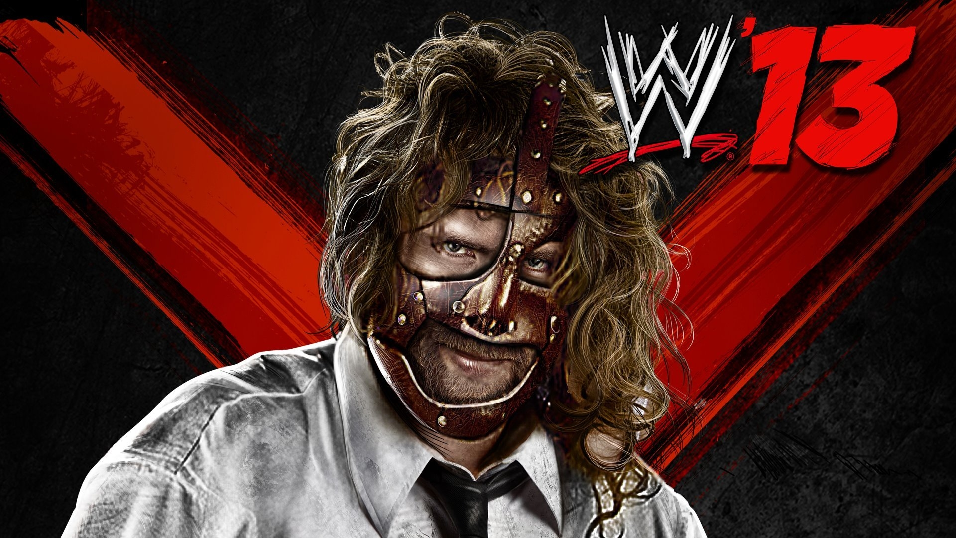 mankind wwe hd wallpaper 1920x1080