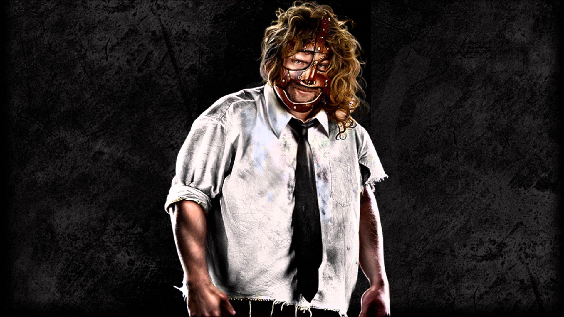 mankind wwe hd wallpaper