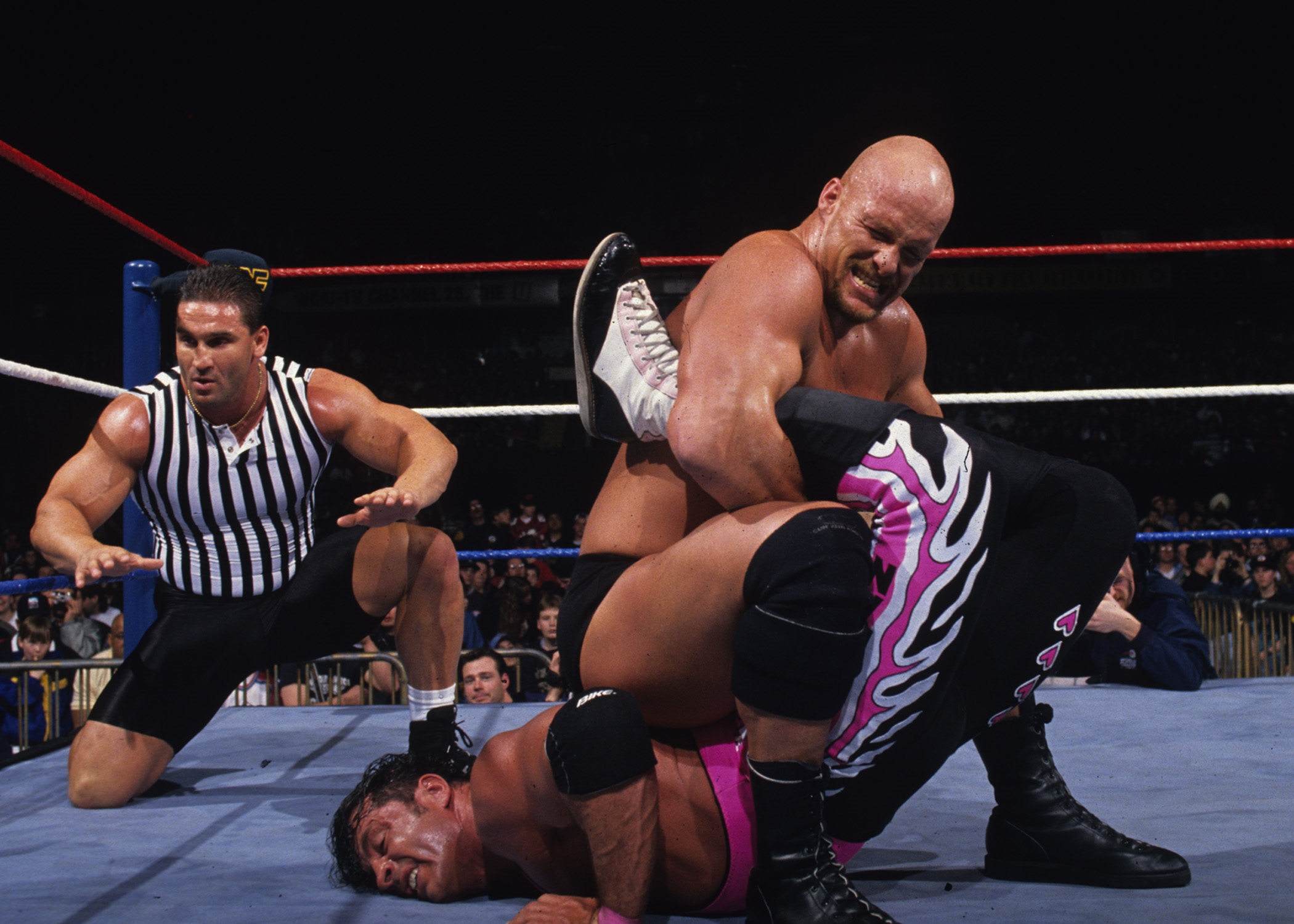 stone cold bret hart hit man sharp shooter