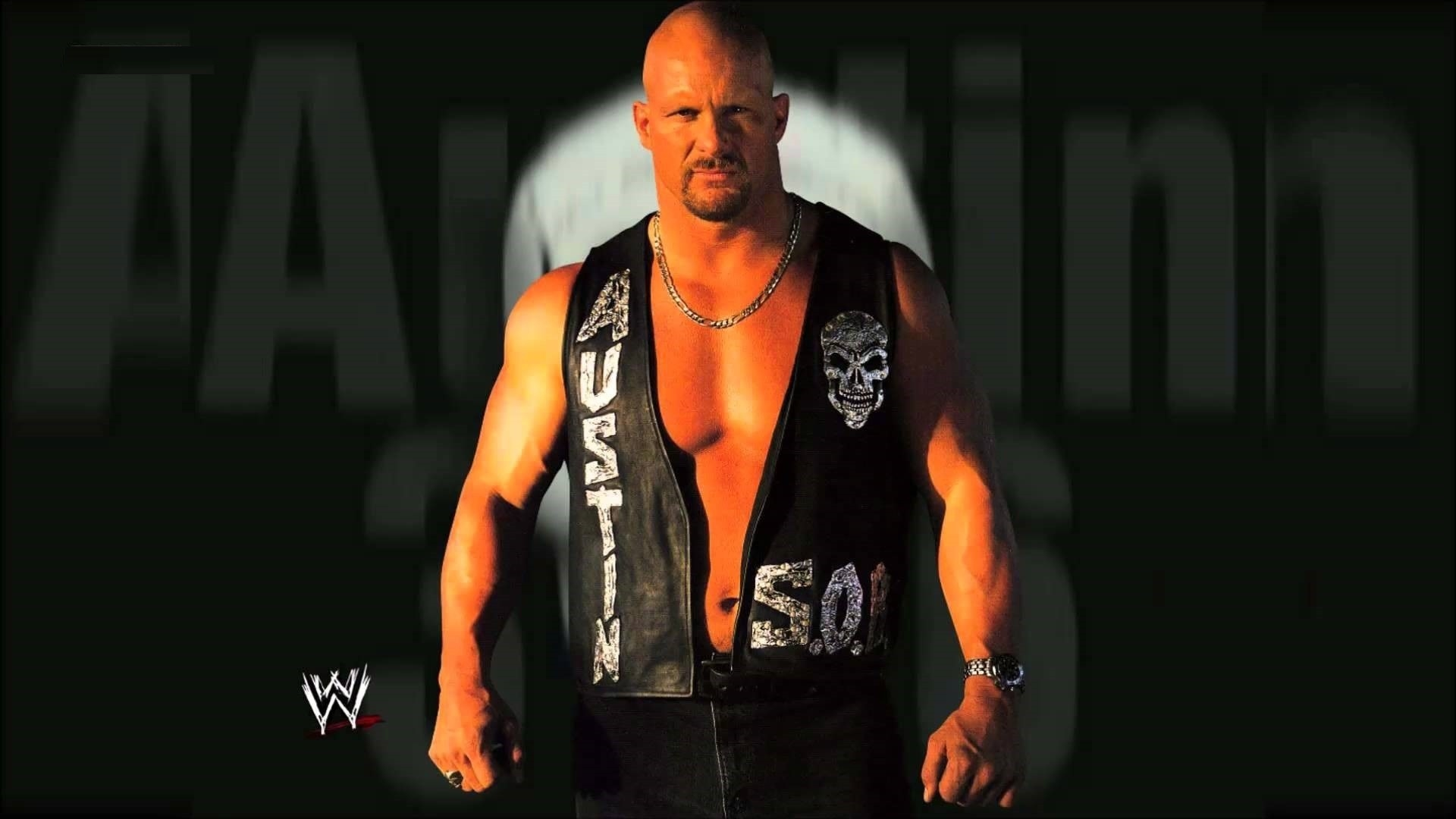 stone cold steve austin 3 16 wallpaper wwe