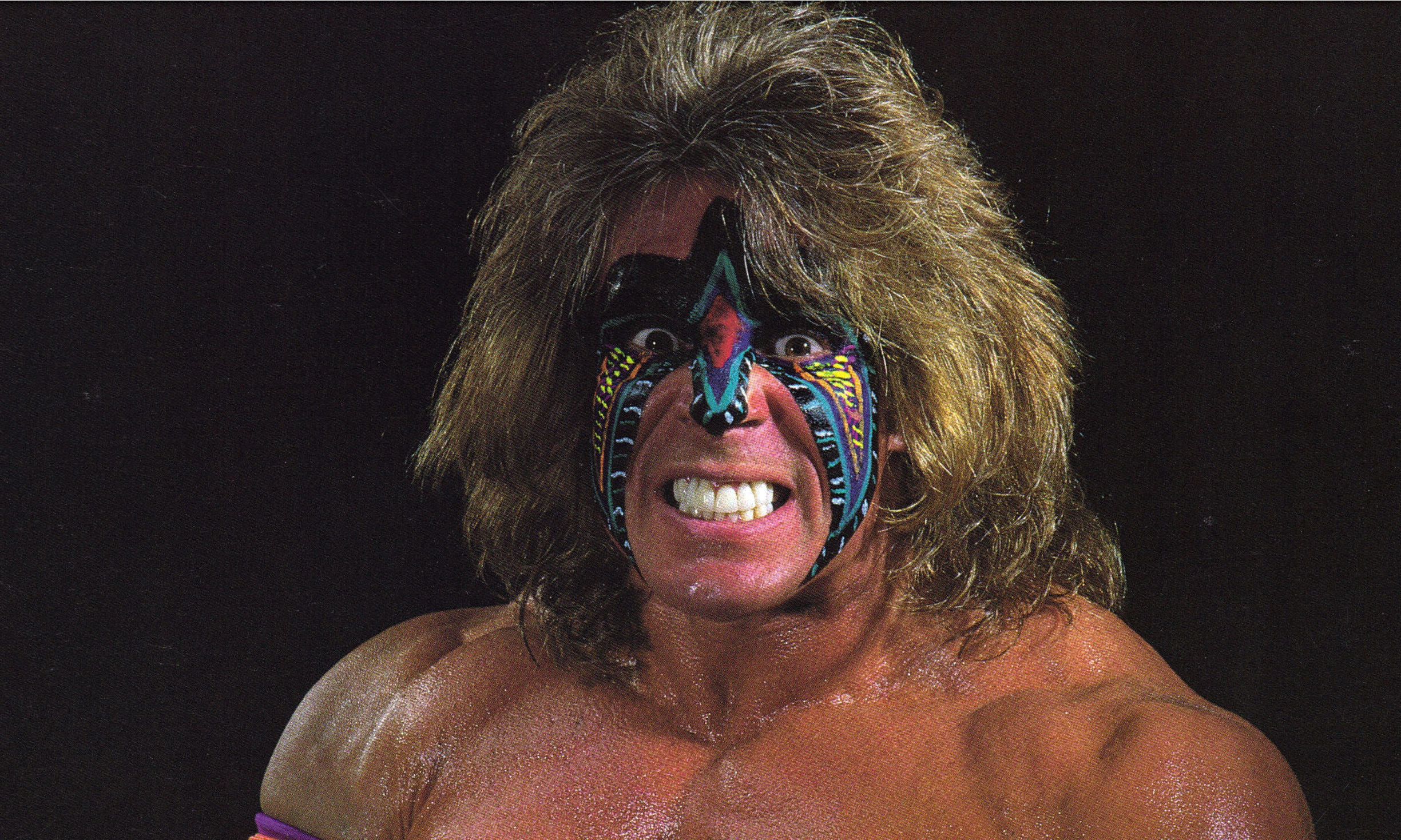the ultimate warrior wwe free