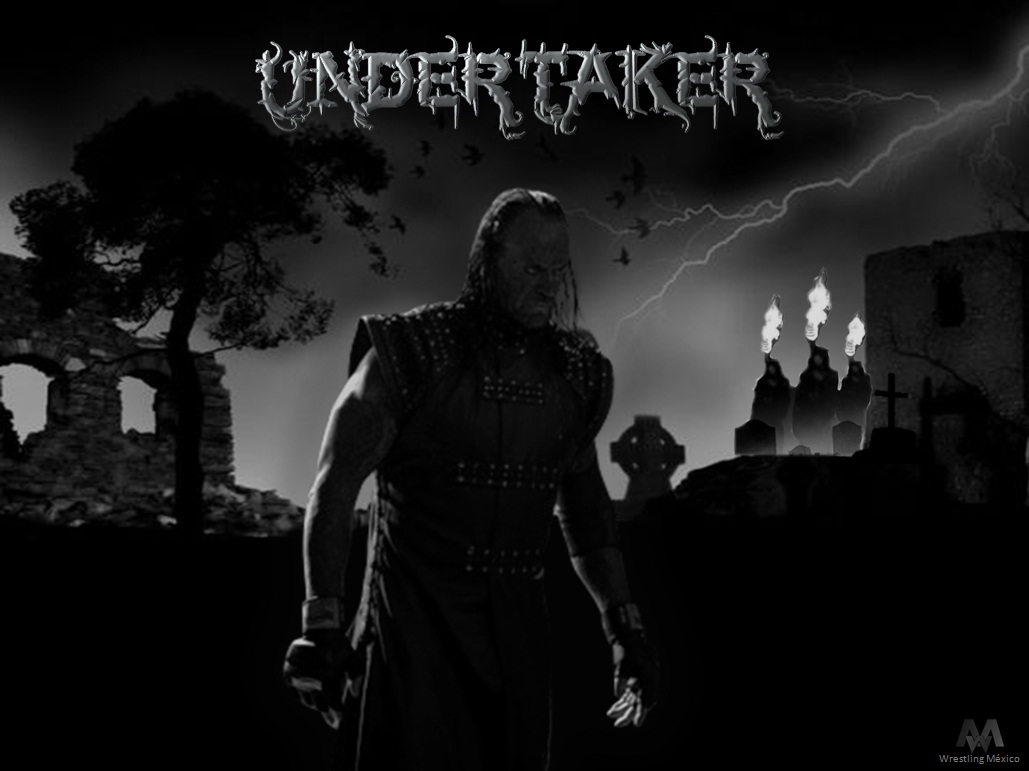 the undertaker wwe grave dark hd wallpaper
