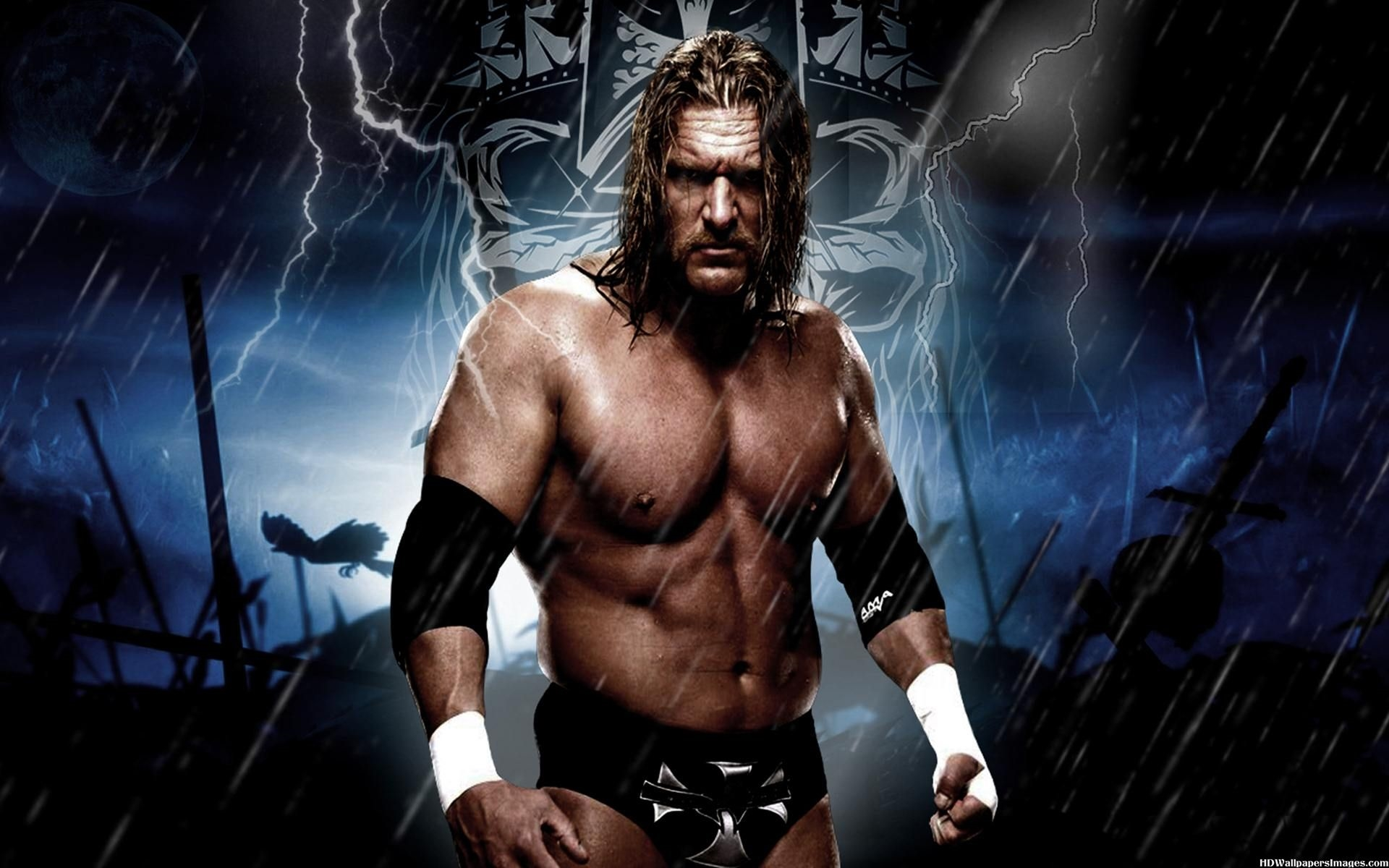 triple h body images