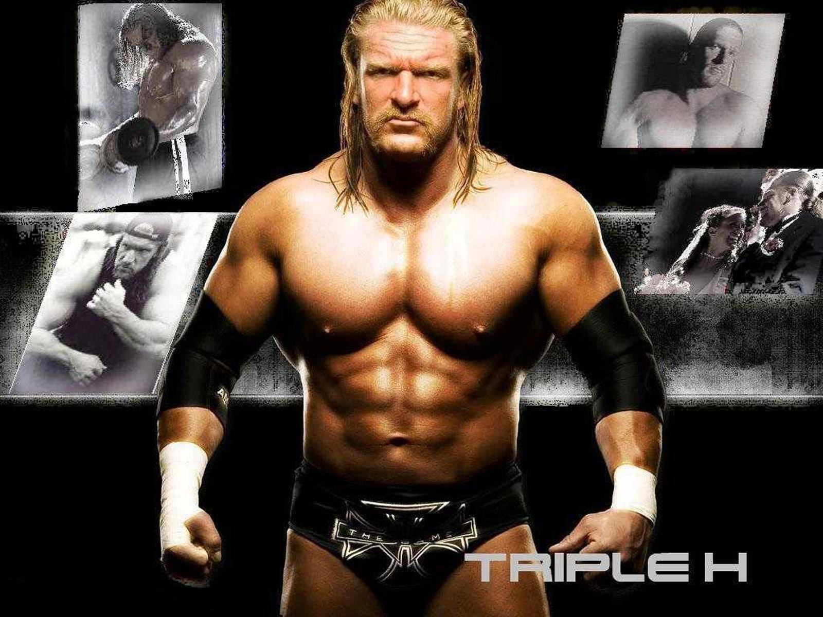 triple h hhh hunter heast helmsley hd free background