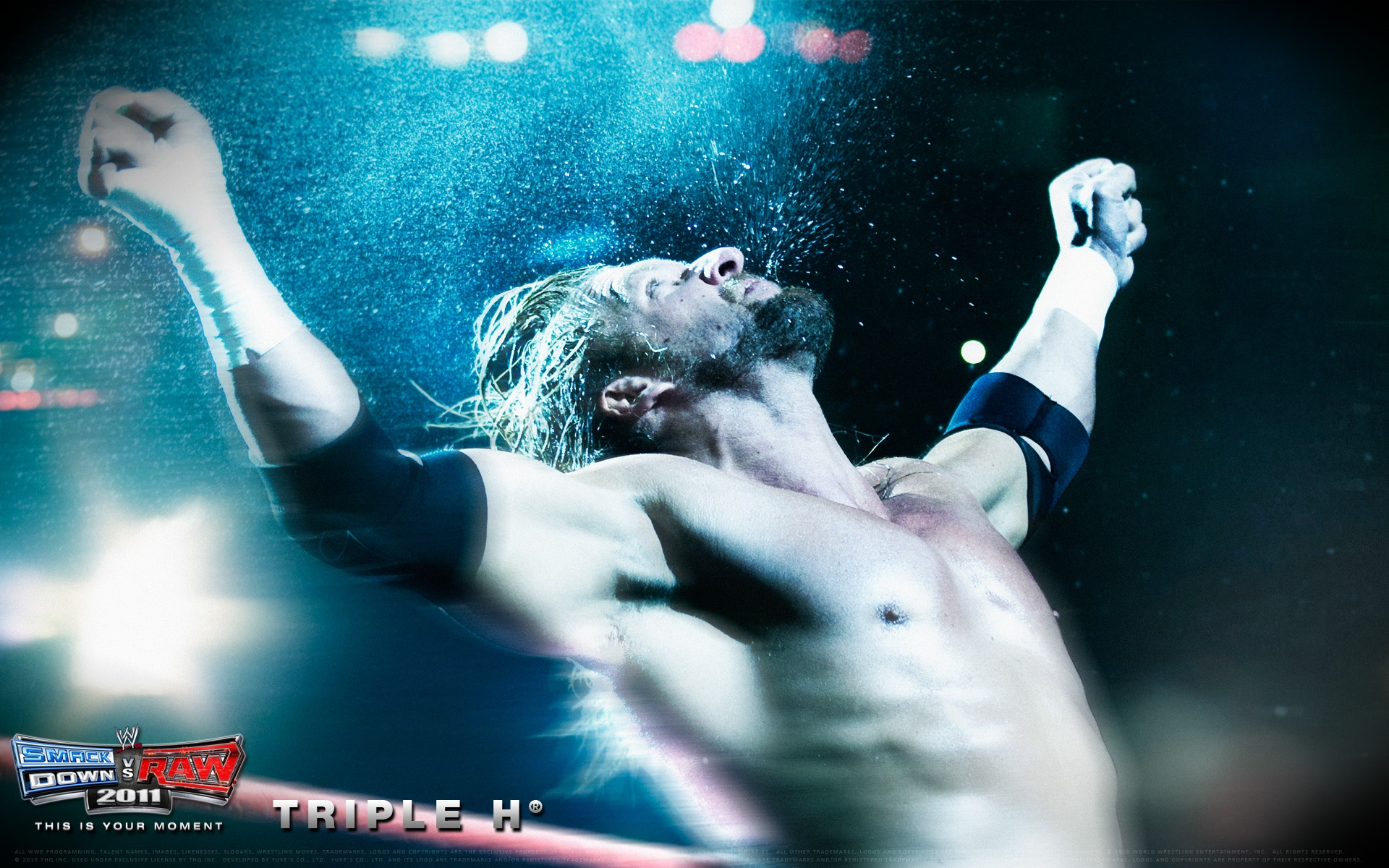 triple h wallpaper desktop