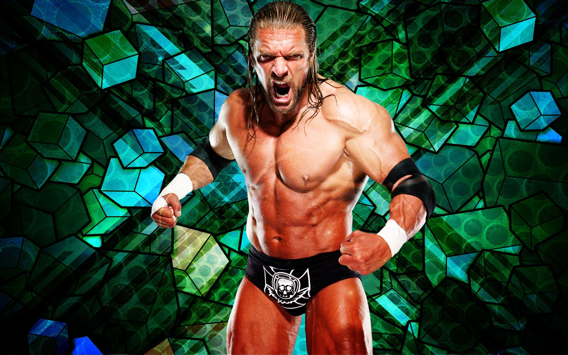 triple h wallpaper hhh wwe