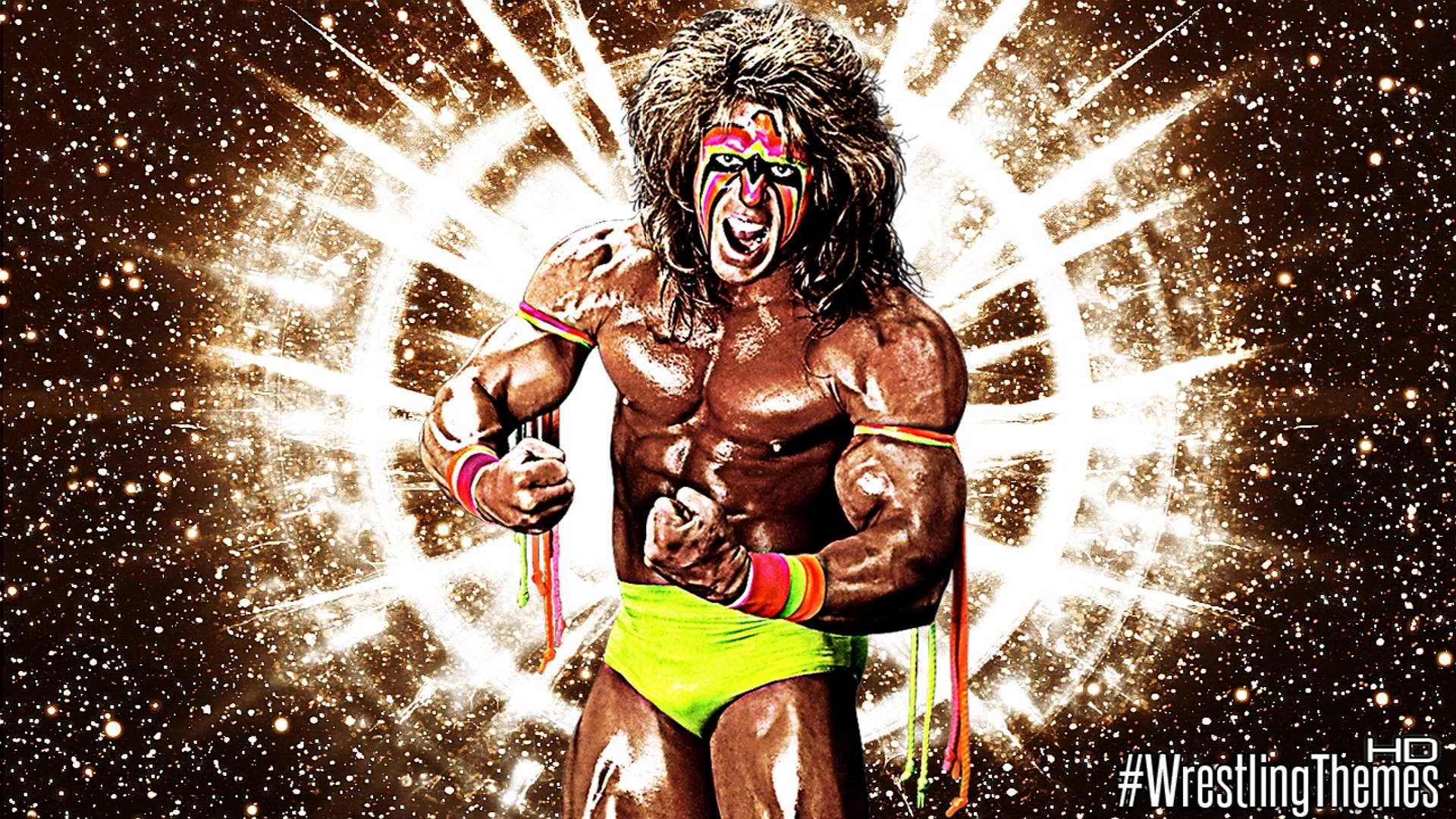 ultimate warrior hd wwe