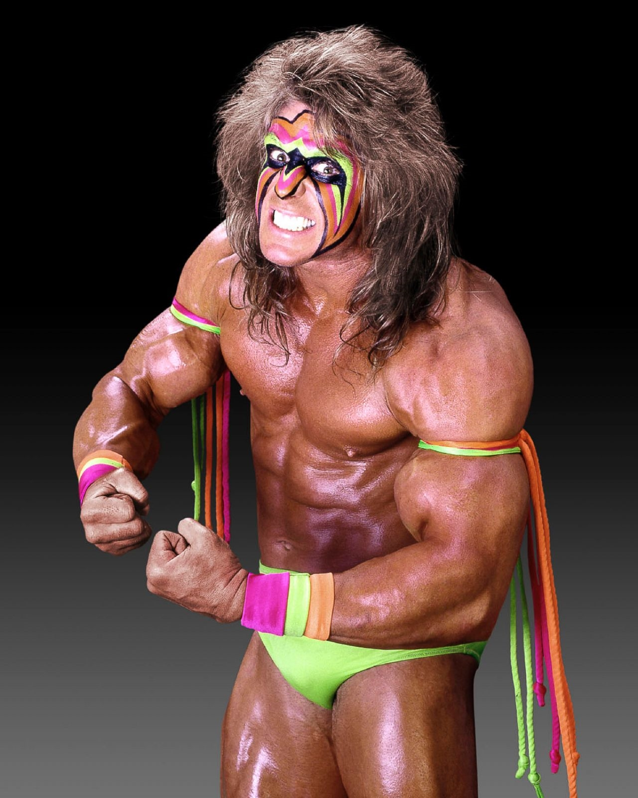 ultimate warrior wwe