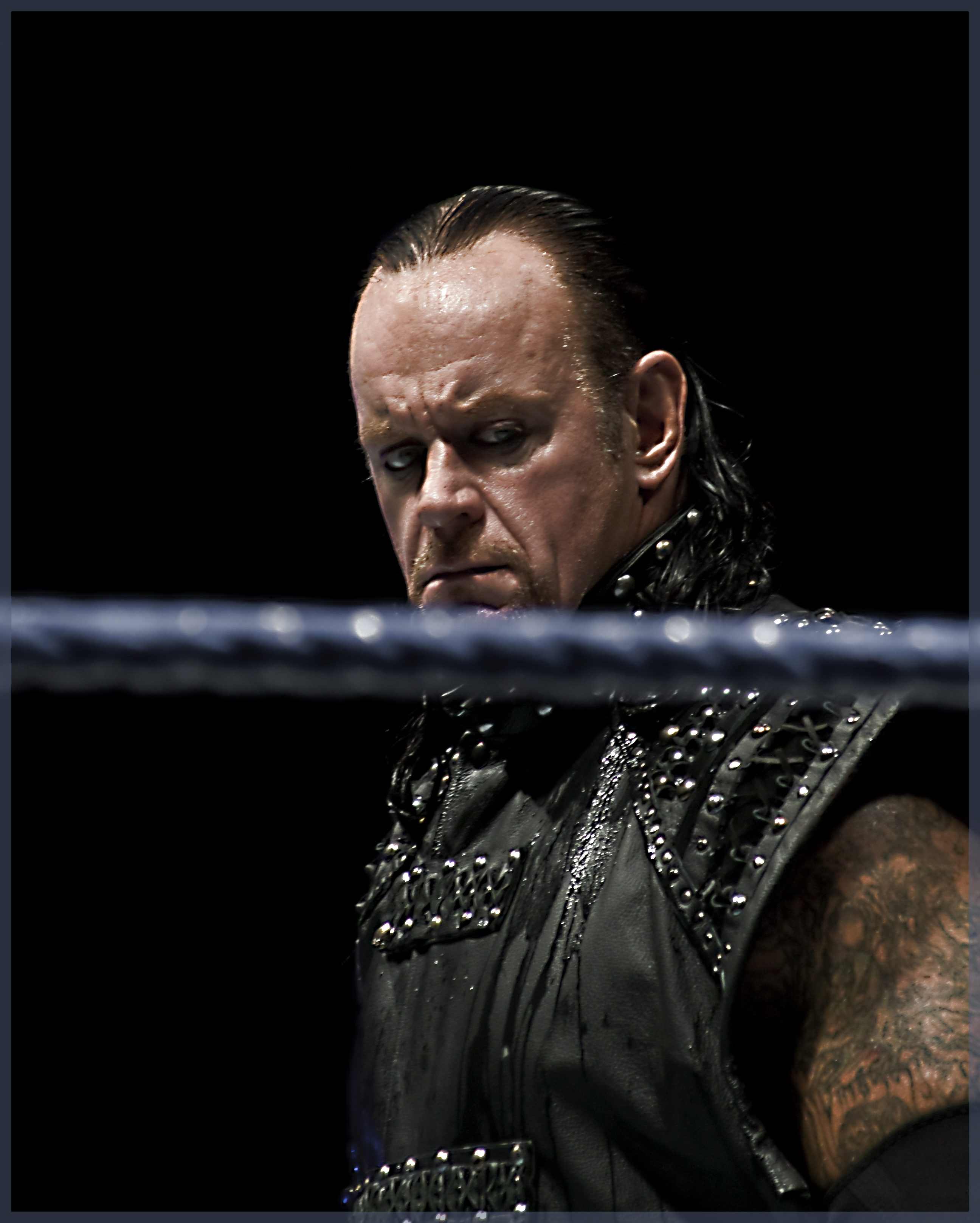 undertaker black man dead man alive