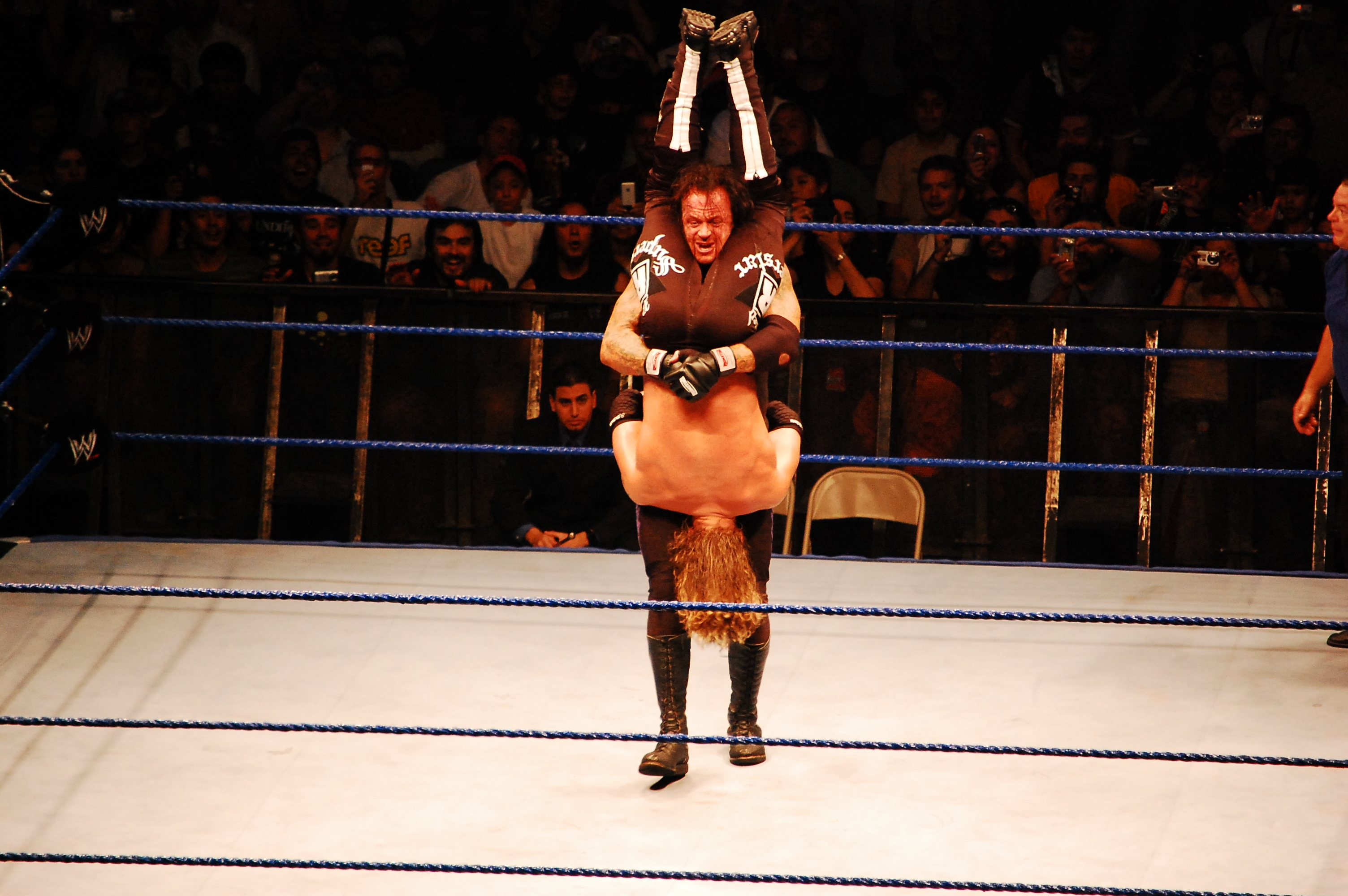 undertaker piledriver in edge free hd