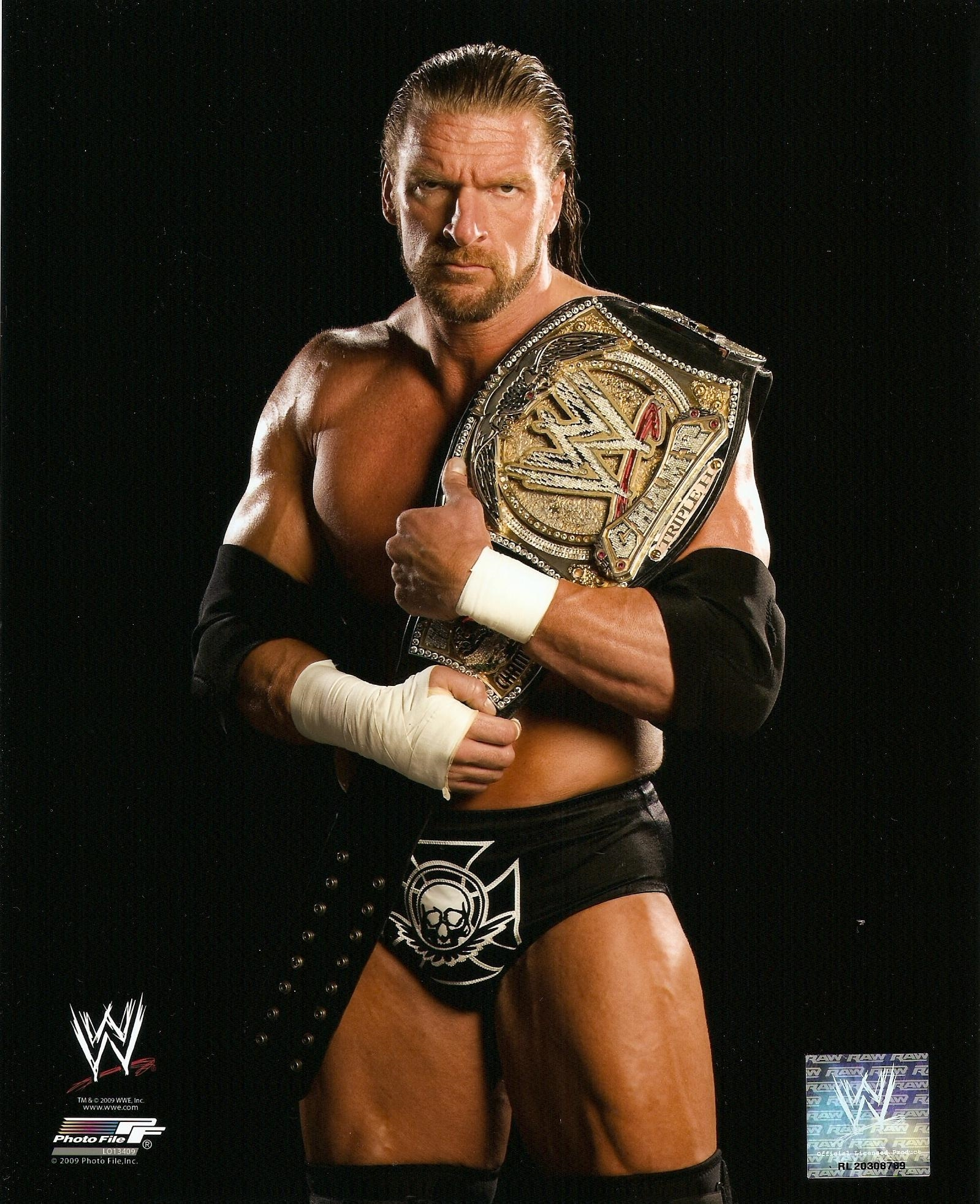 wwe hd hhh triple h wrestling