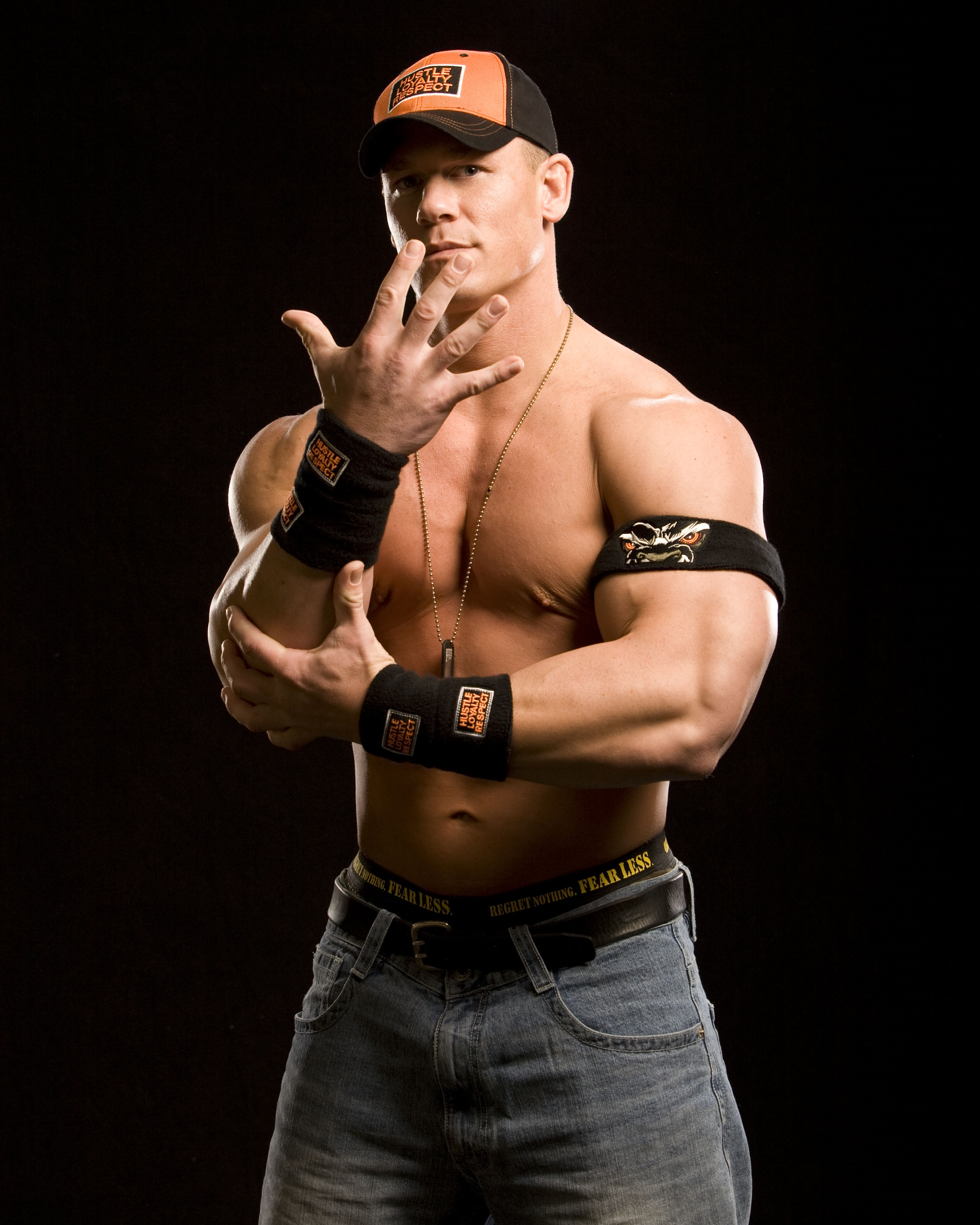 wwe raw superstar john cena